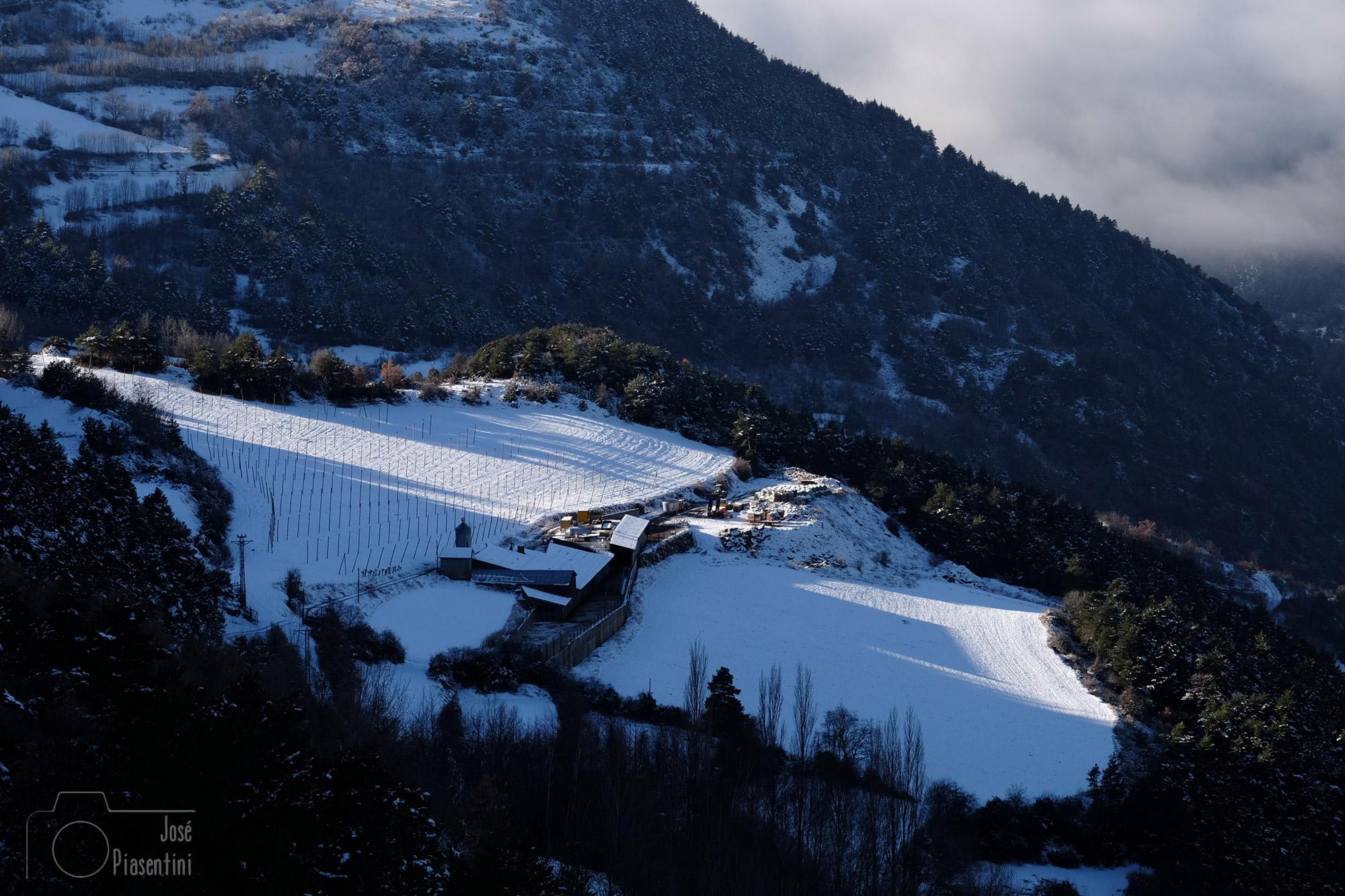 Vistas desde Auvinya - Andorra