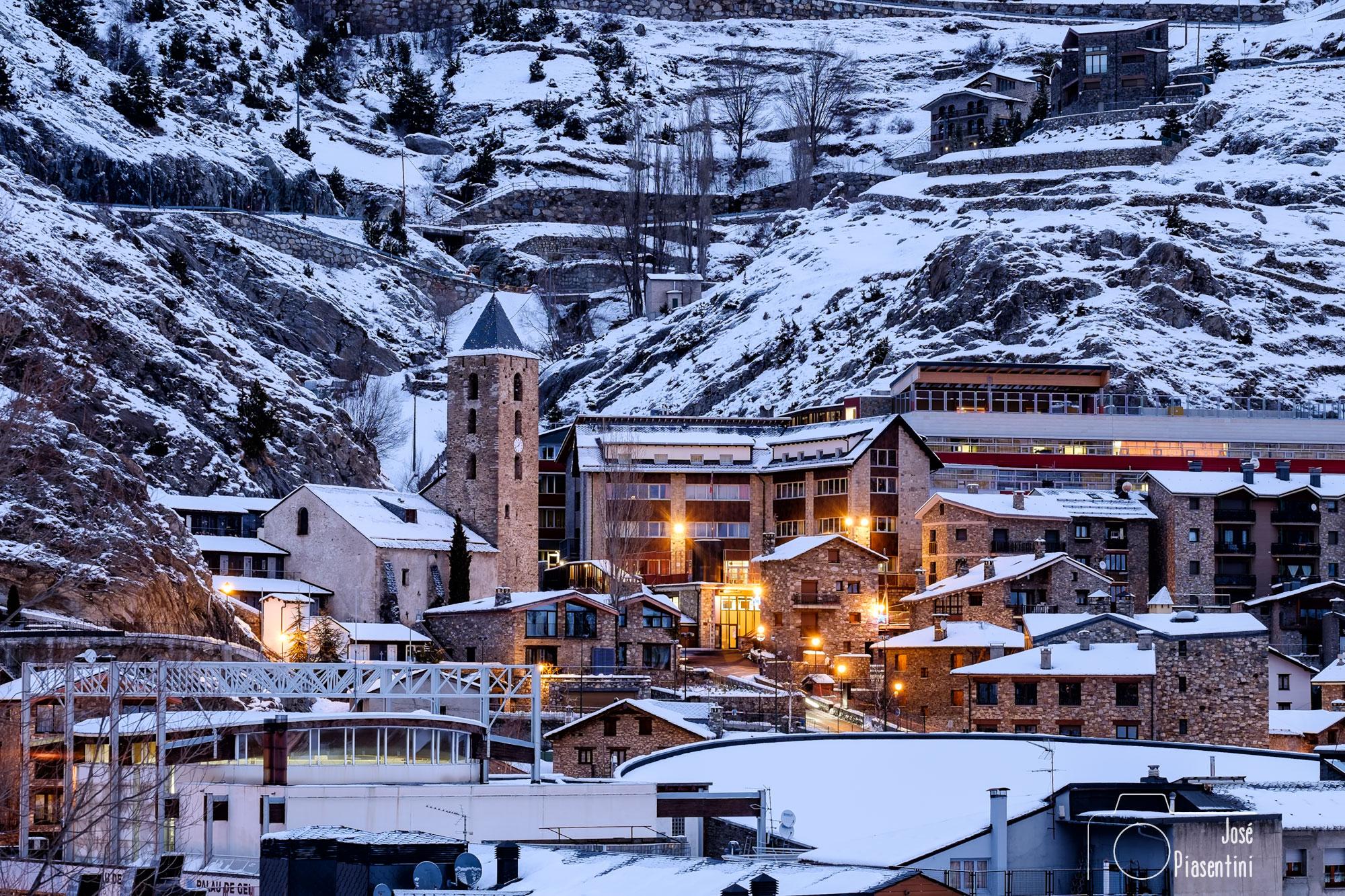 Canillo-Andorra-Sant-Cerni