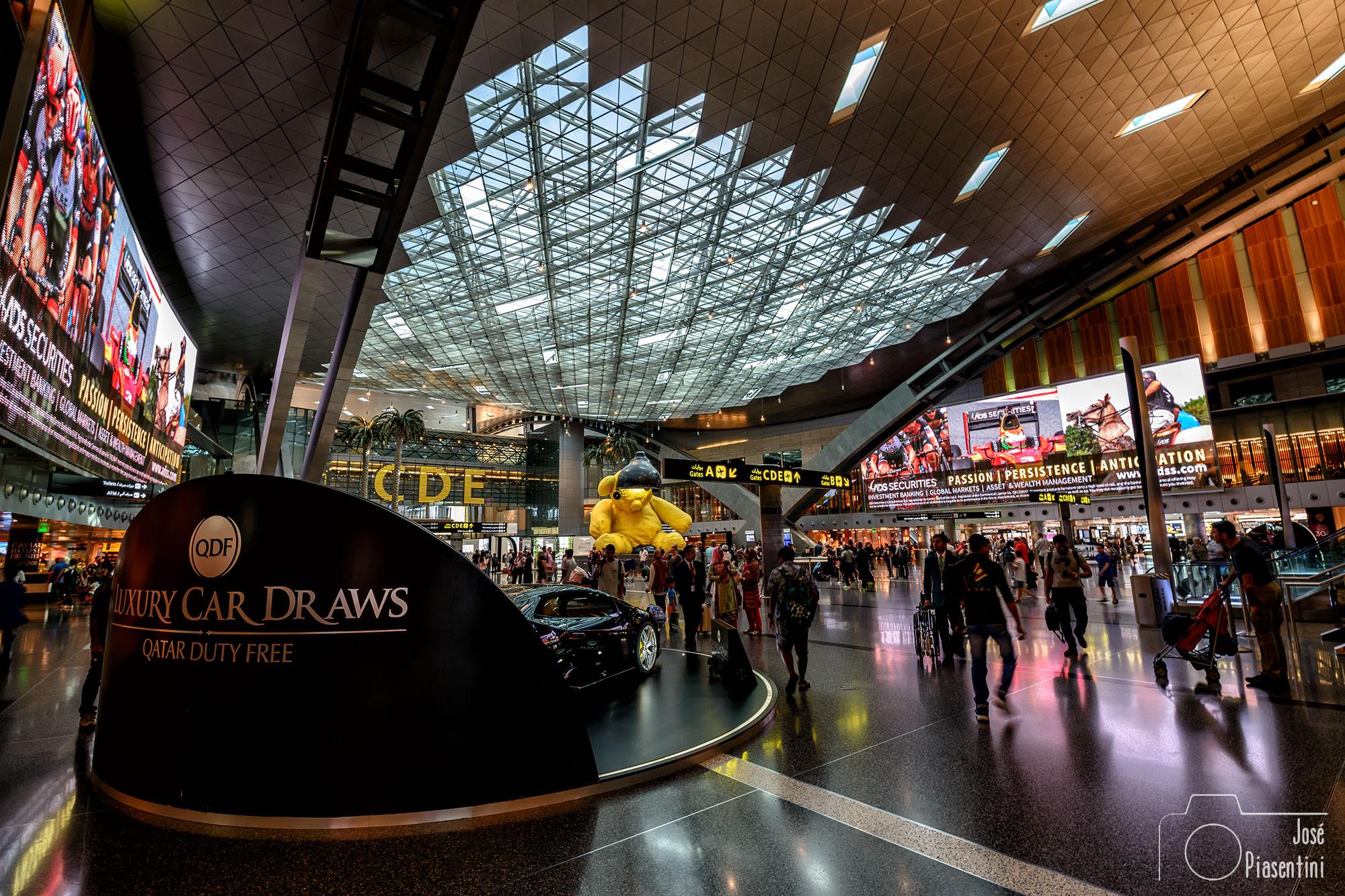 Aeropuerto Internacional de Hamad Doha
