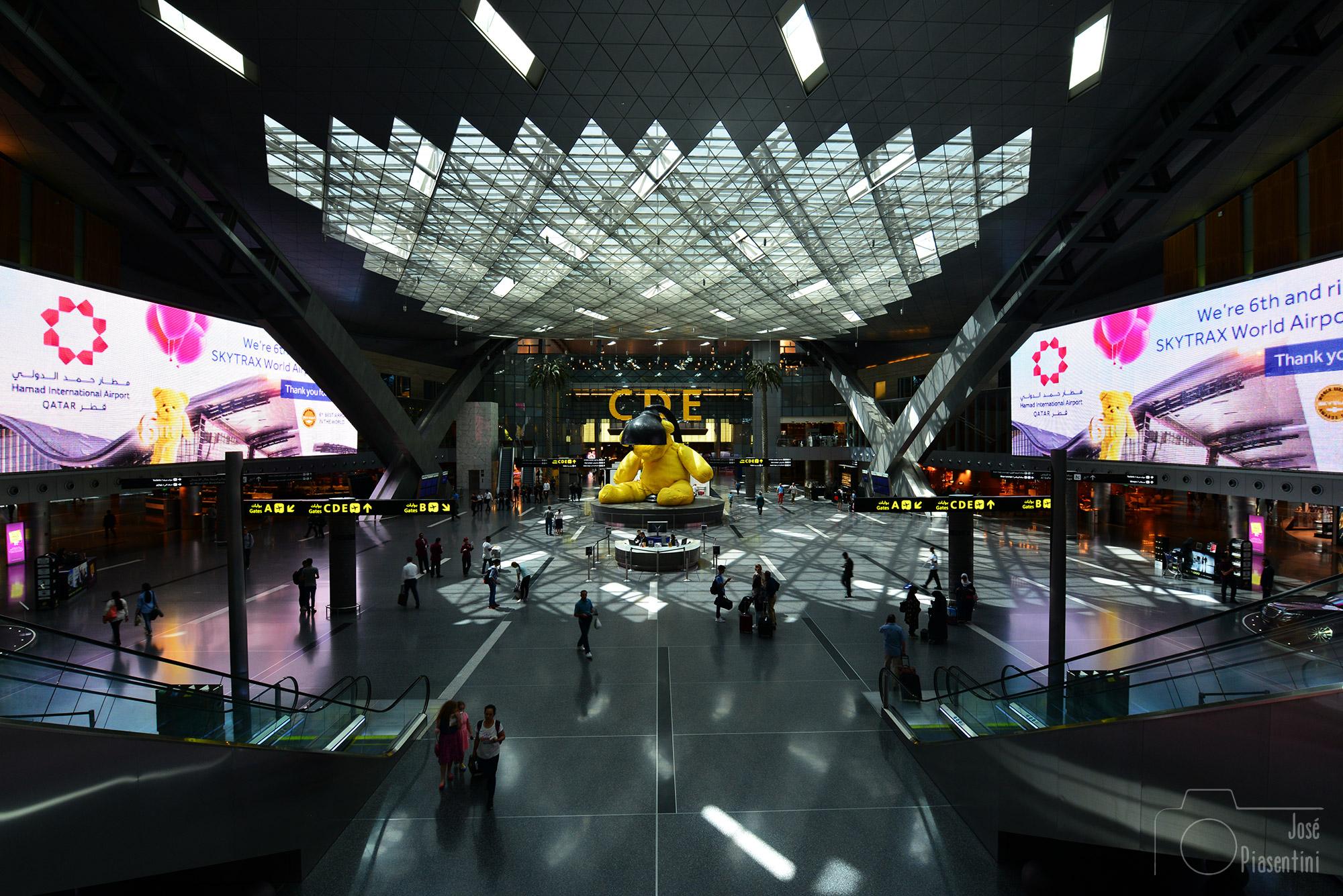 Qatar Aeropuerto Internacional de Hamad Doha