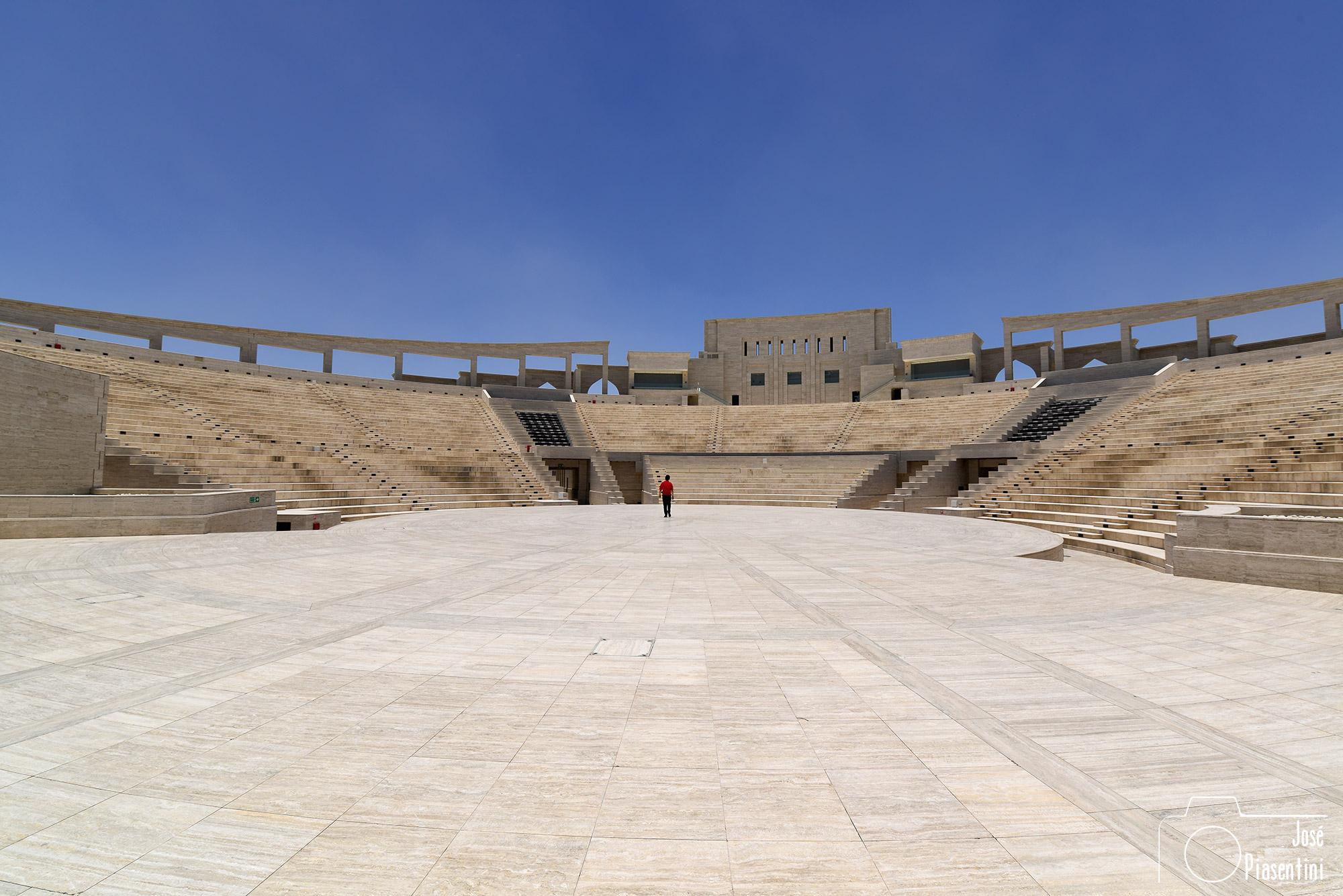 Anfiteatro Katara Cultural Village