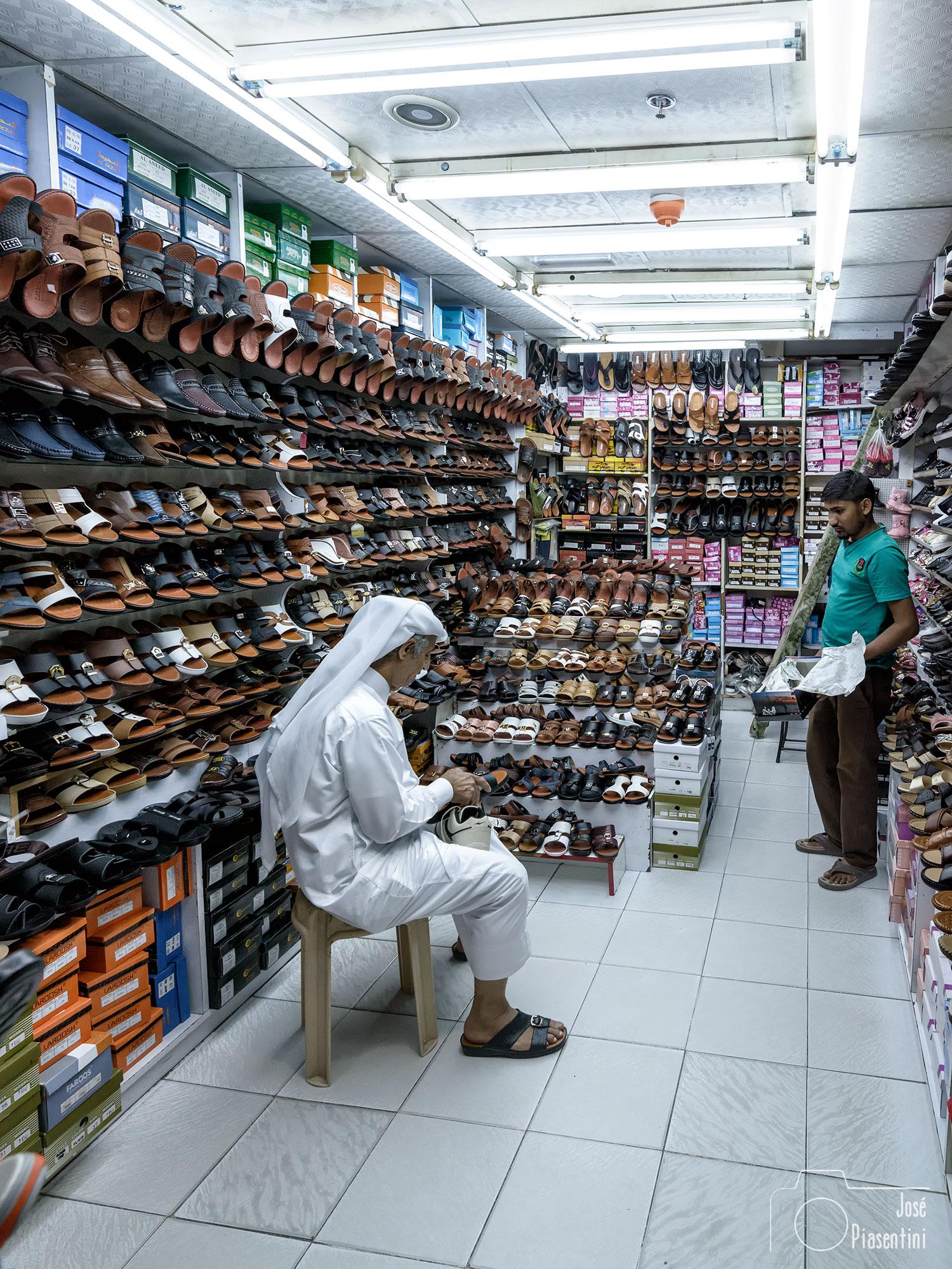 El antiguo zoco de Doha