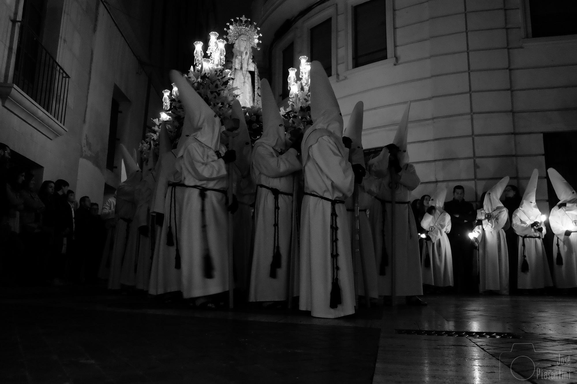 La virgen Murcia Nazarenos