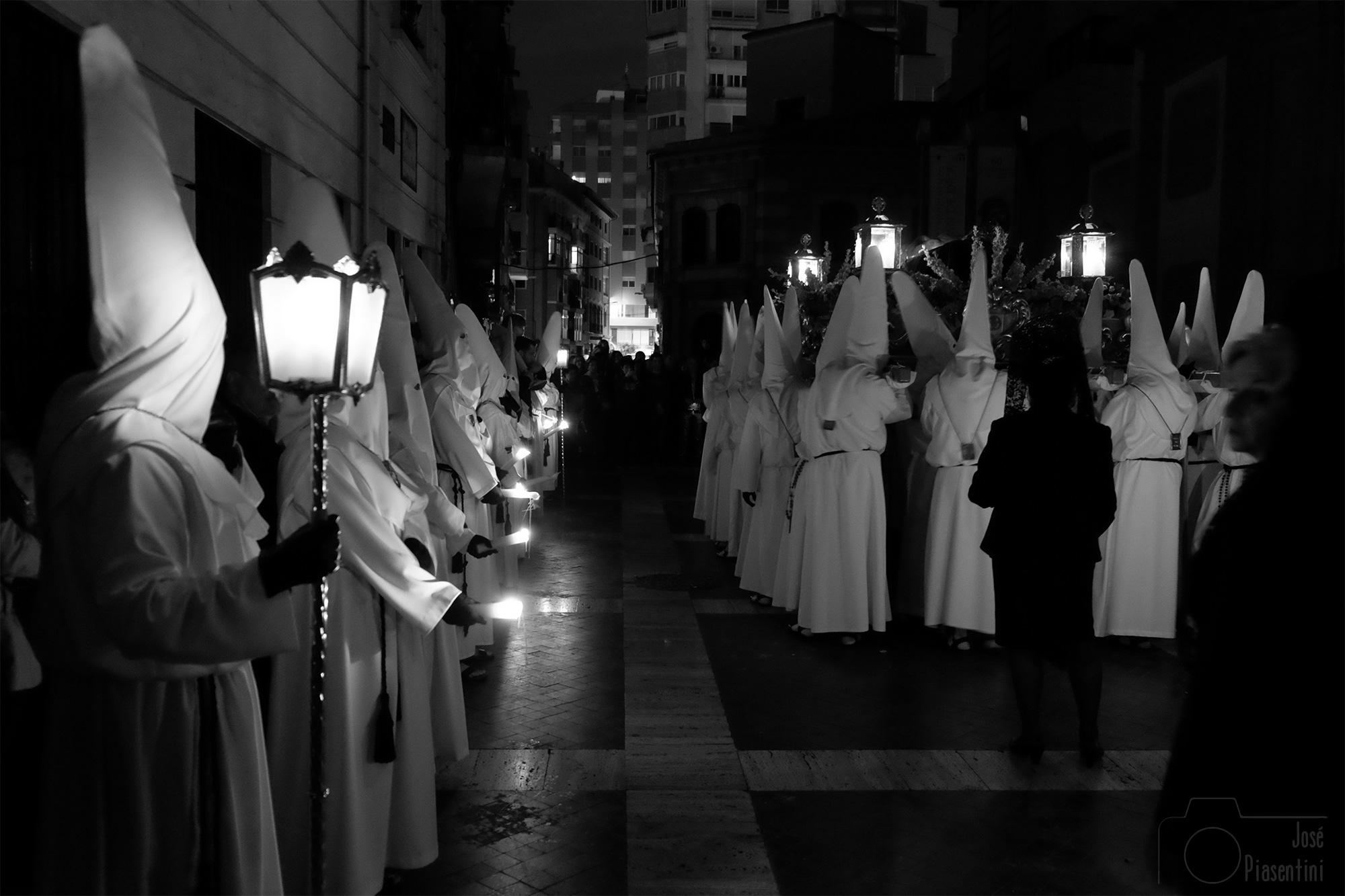 Capirotes de los Nazarenos de Murcia