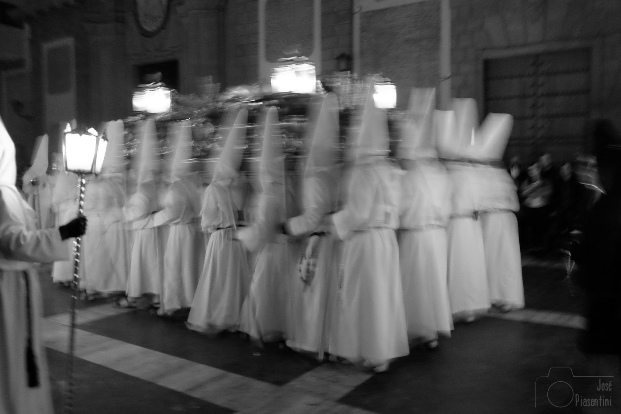 procesiones semana santa murcia España