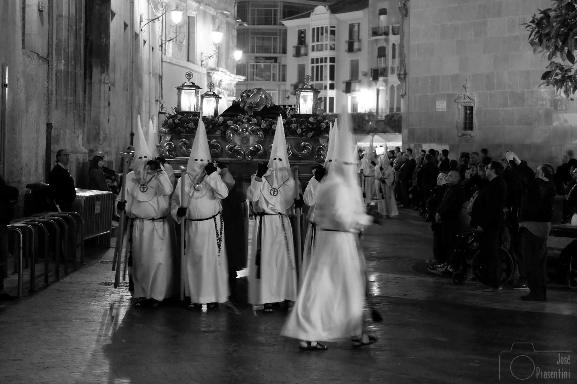 procesiones semana santa murcia Spain