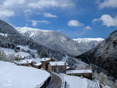 Primavera en Andorra