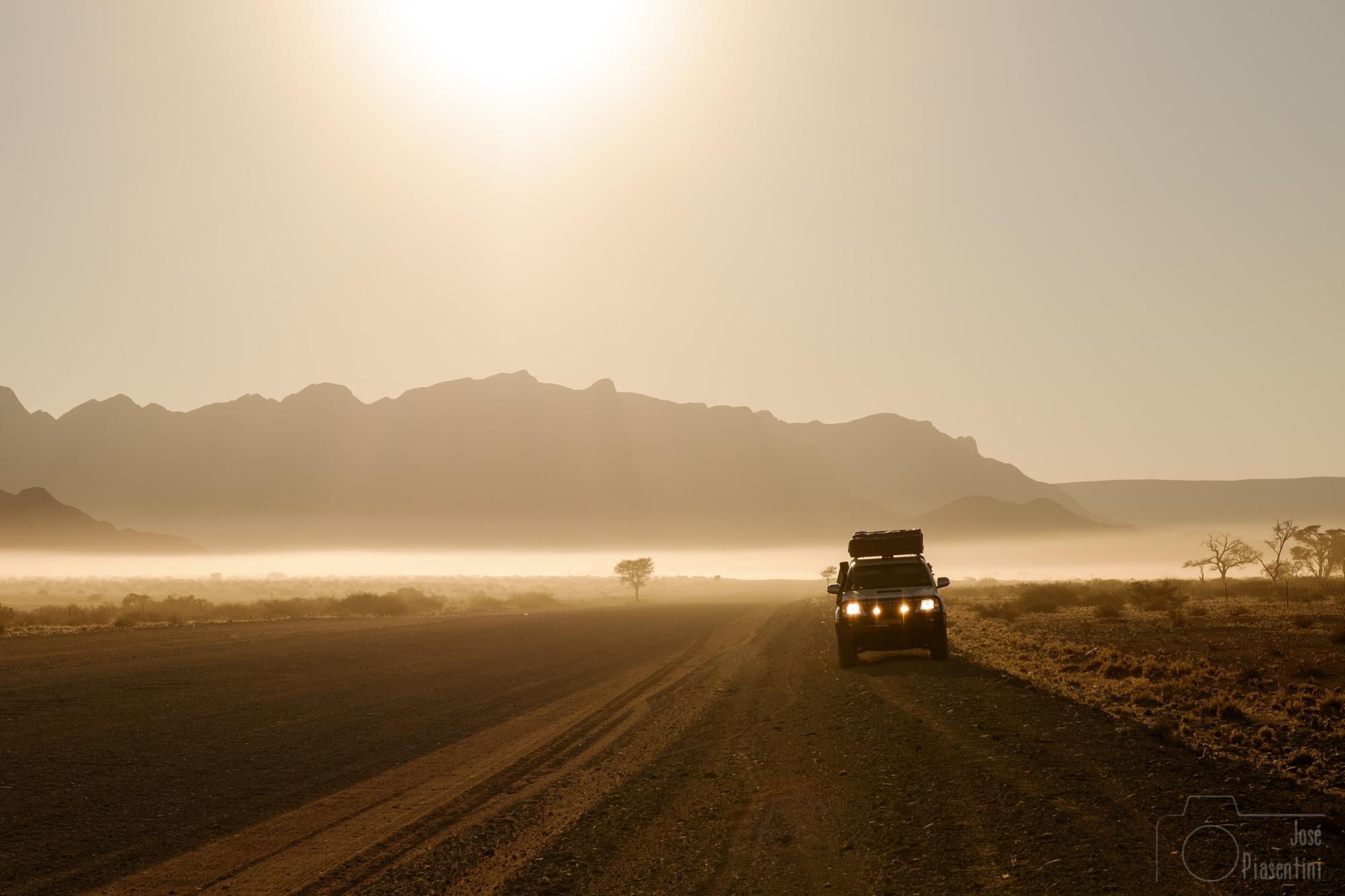 Namibian-sunrise-C14-road