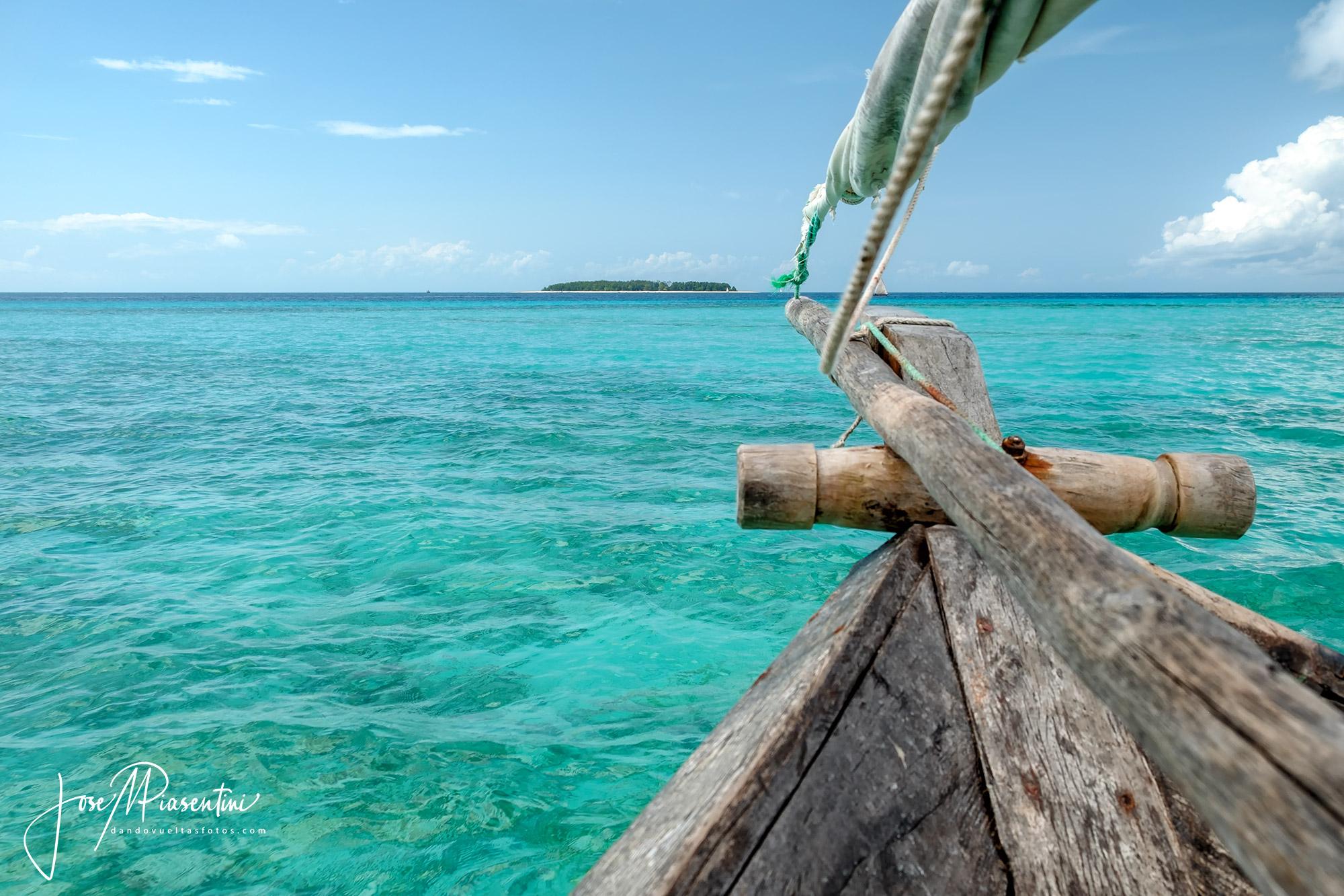 The dhow of Zanzibar