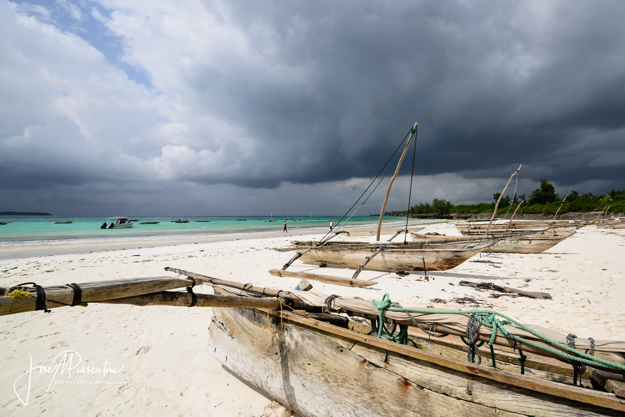 How to get to Muyuni Beach in Zanzibar