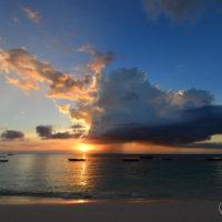 Nungwi sunset, Zanzibar