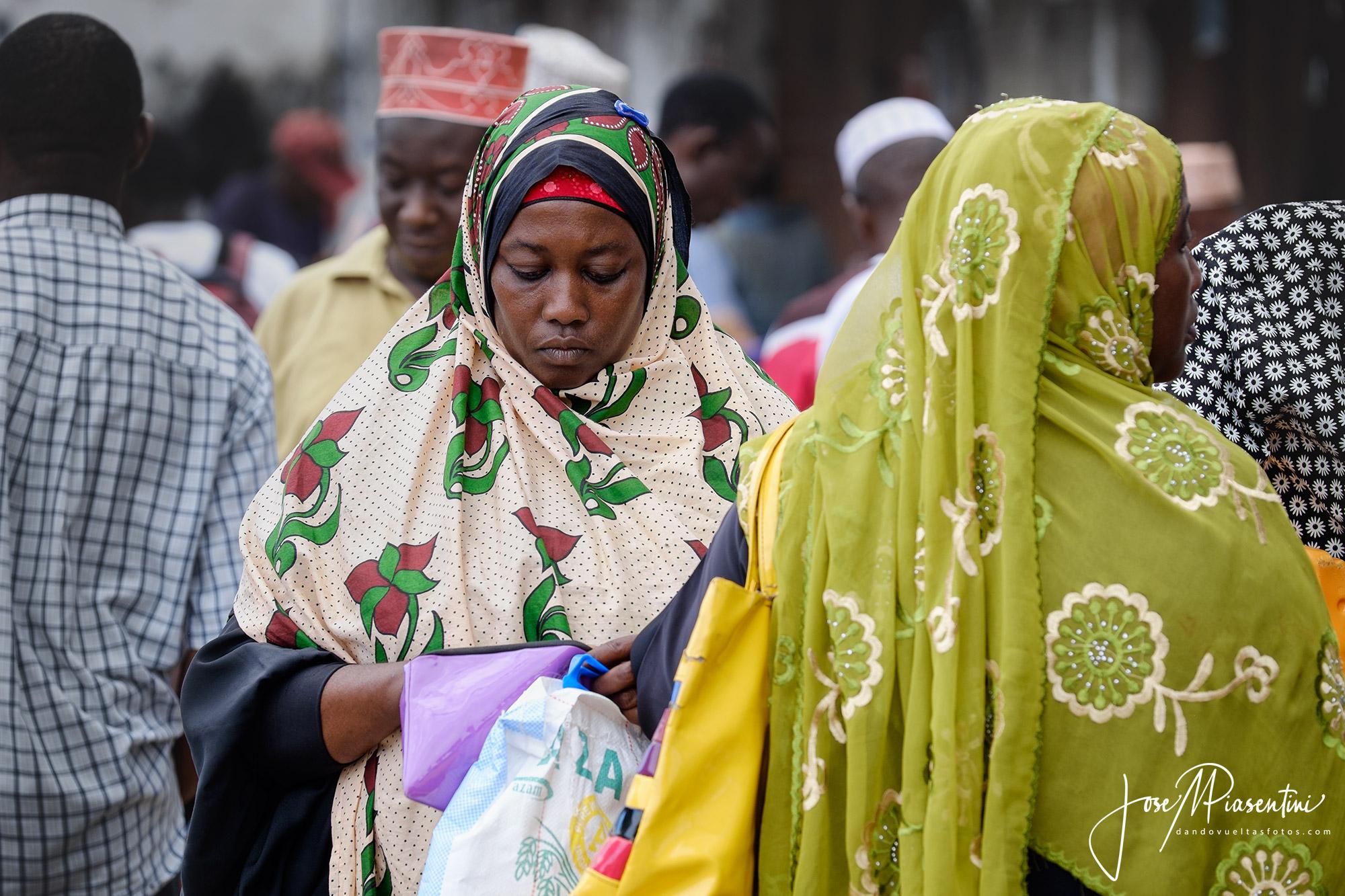 Zanzibar people africa