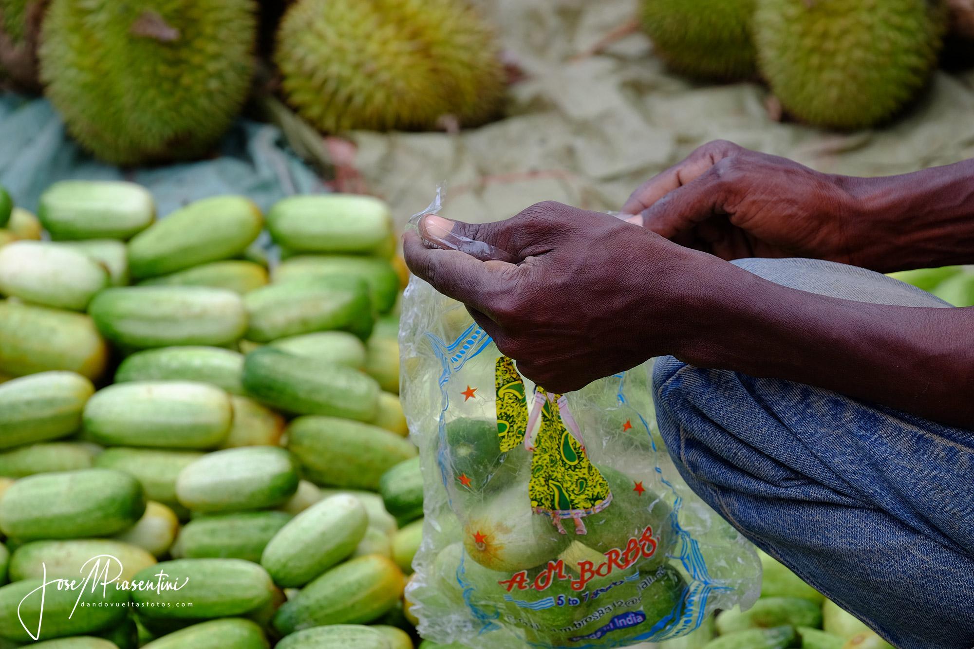 Africa market zanzibar