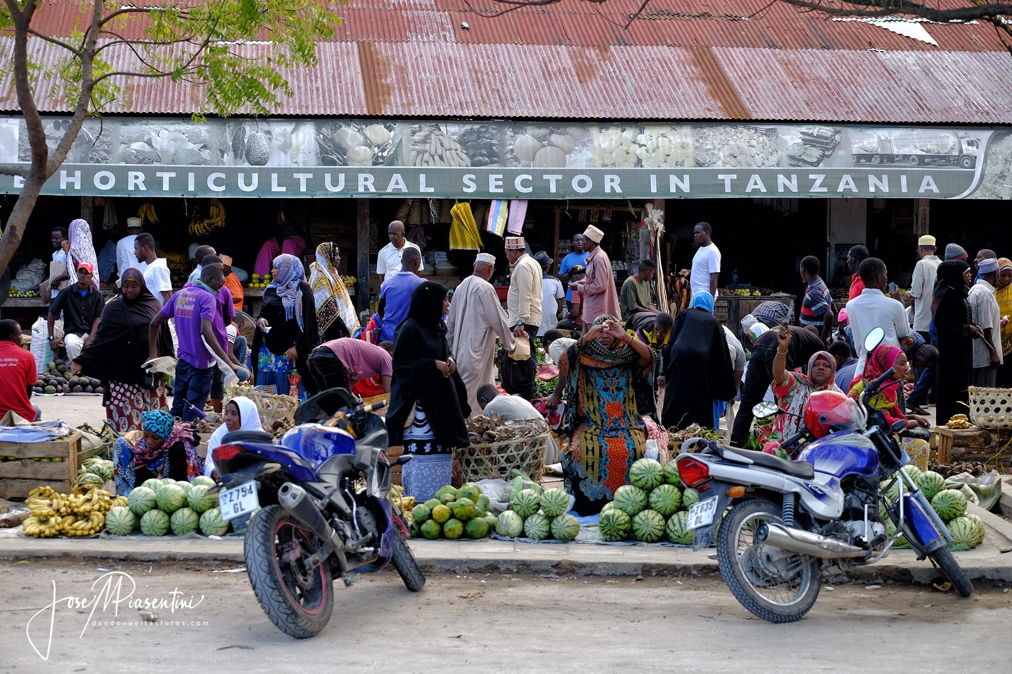 Fachada mercado