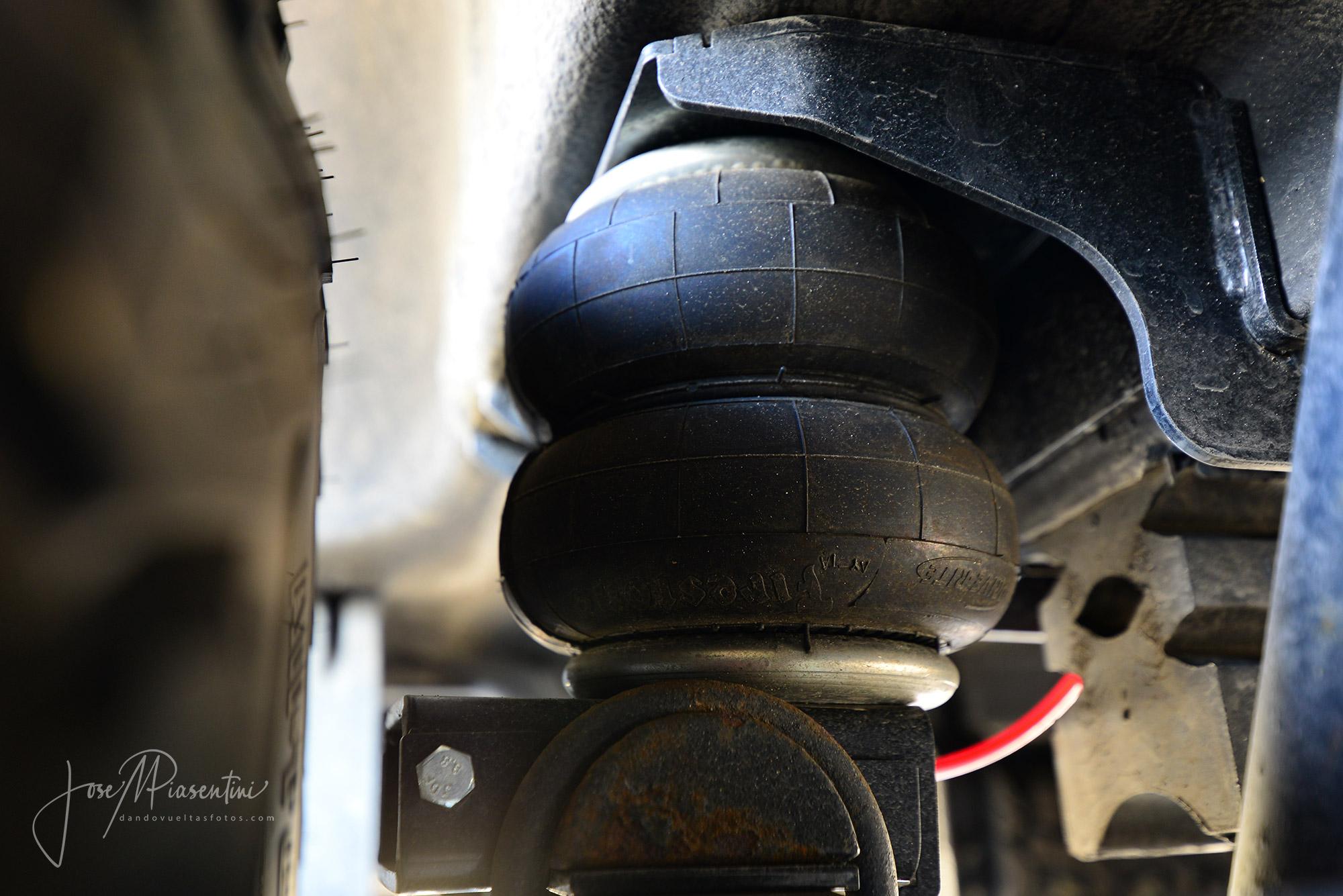 Suspensión Neumática Firestone DriveRite