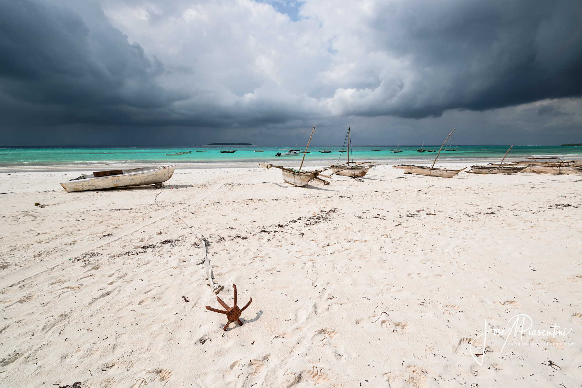 Como llegar a Muyuni Beach en Zanzibar