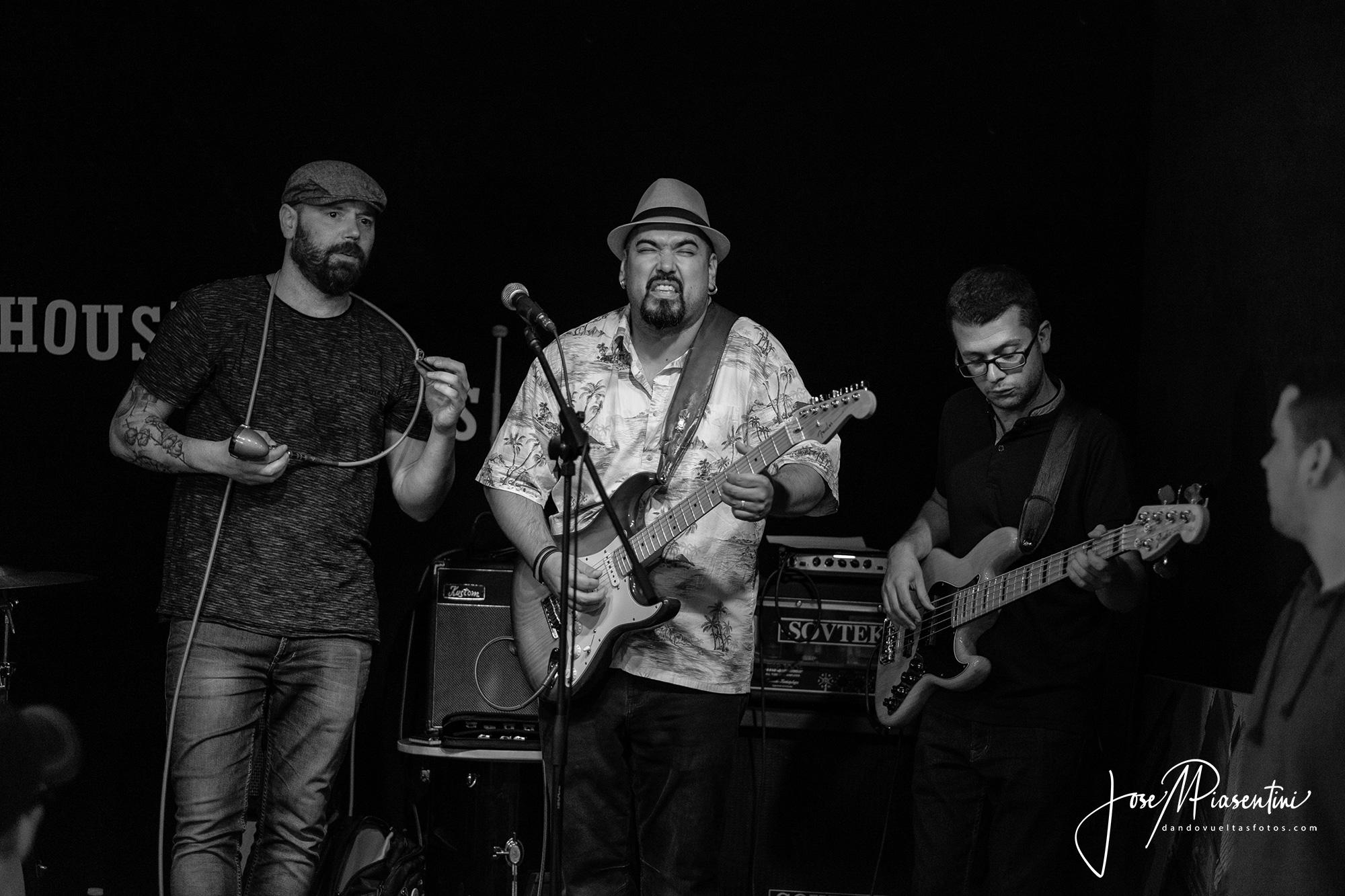 PauldeVille y Guille Stringa - Jam session