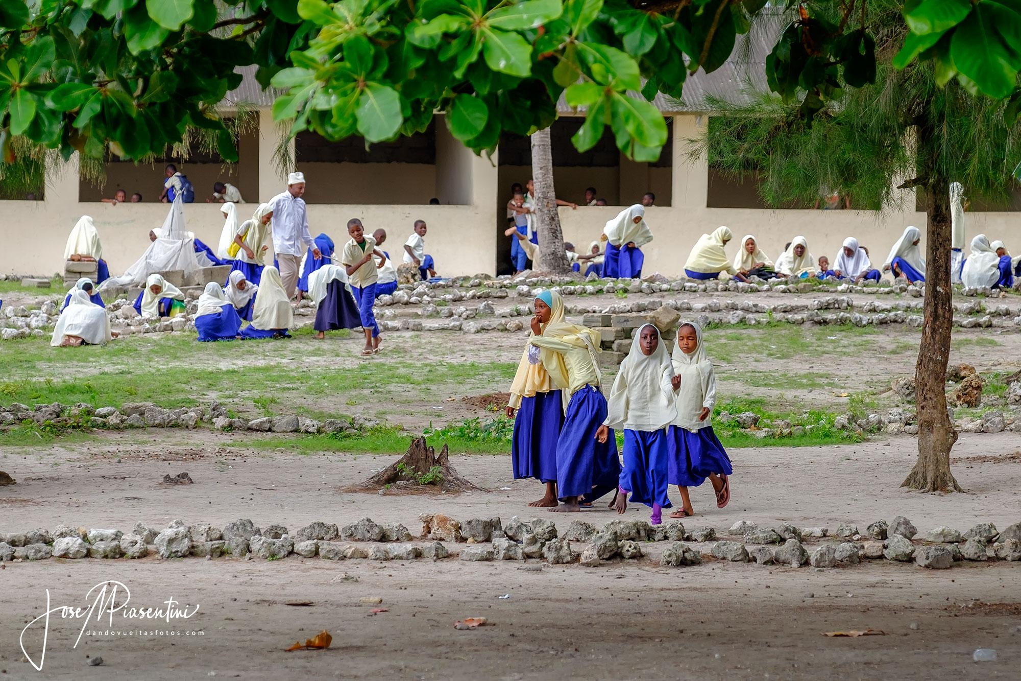 Nungwi school