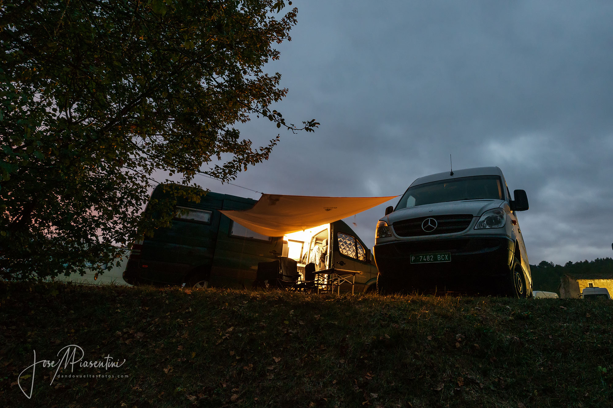 Campers 4x4 overland