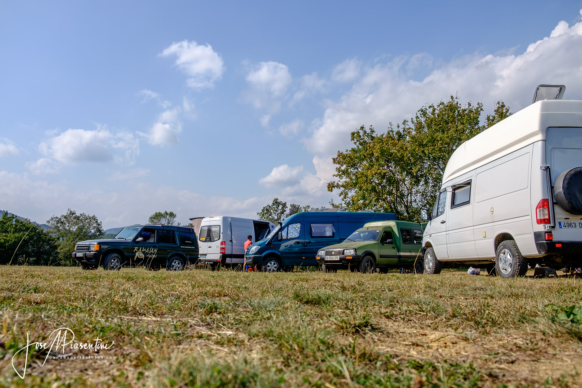 Sprinter 4x4 vans