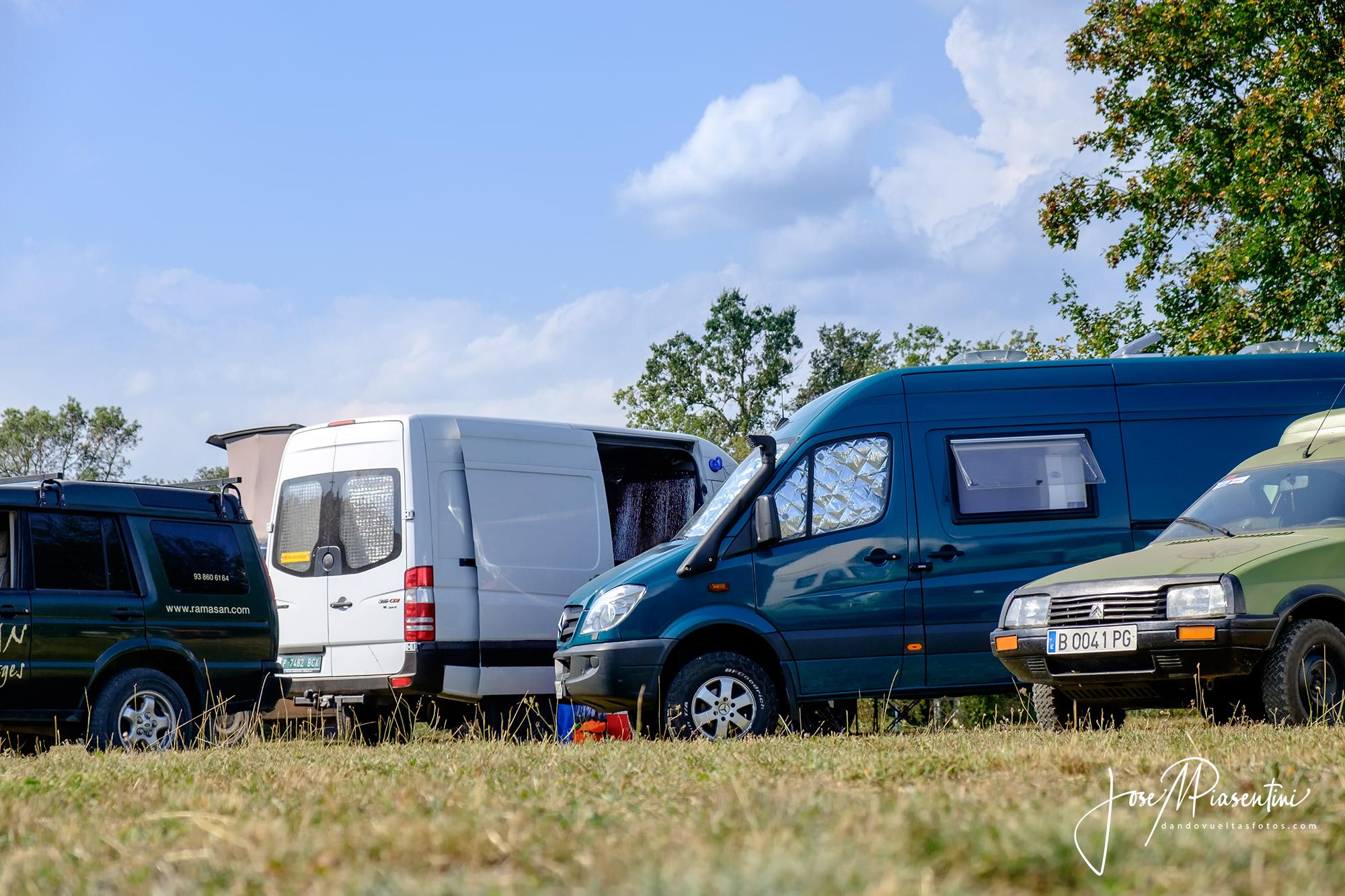 Sprinter 4x4 Camper