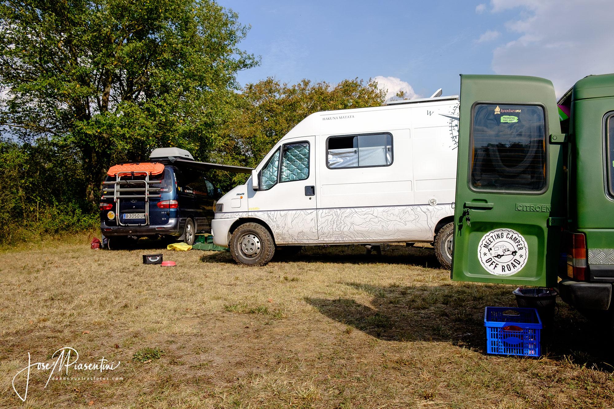 Espiritu Meenting Camper