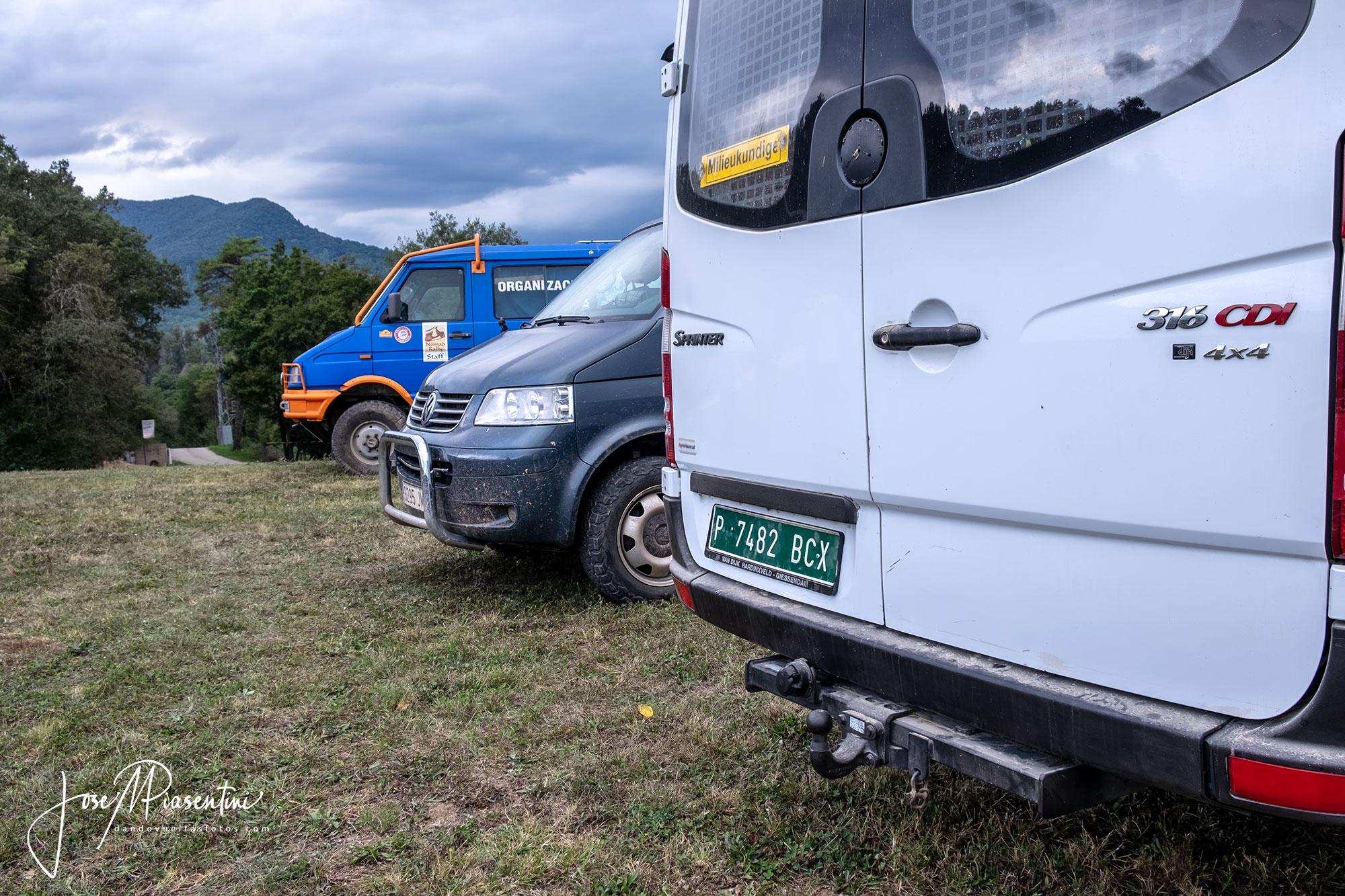 Sprinter 316 4x4 Camper