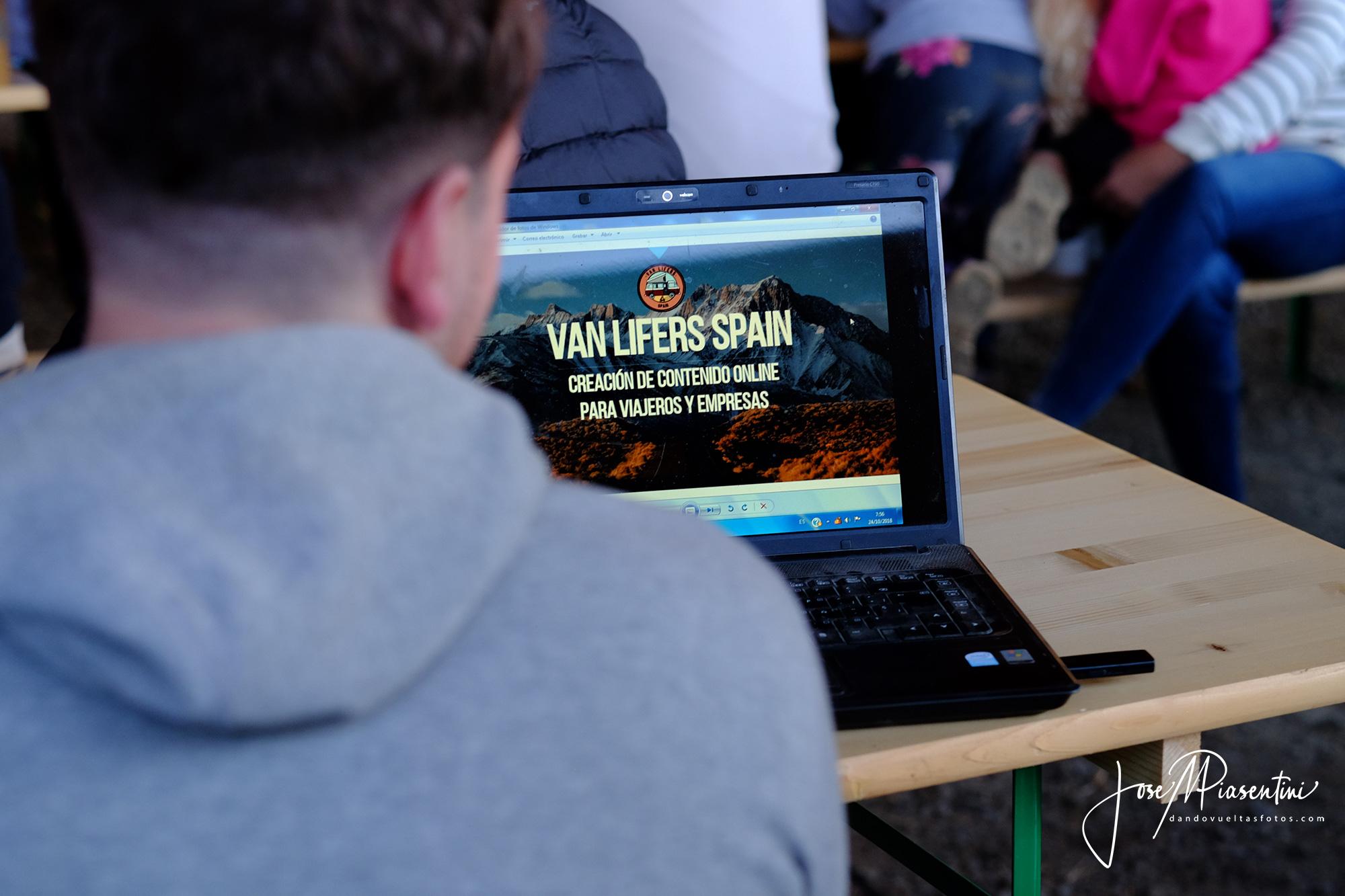 Van Lifers Spain