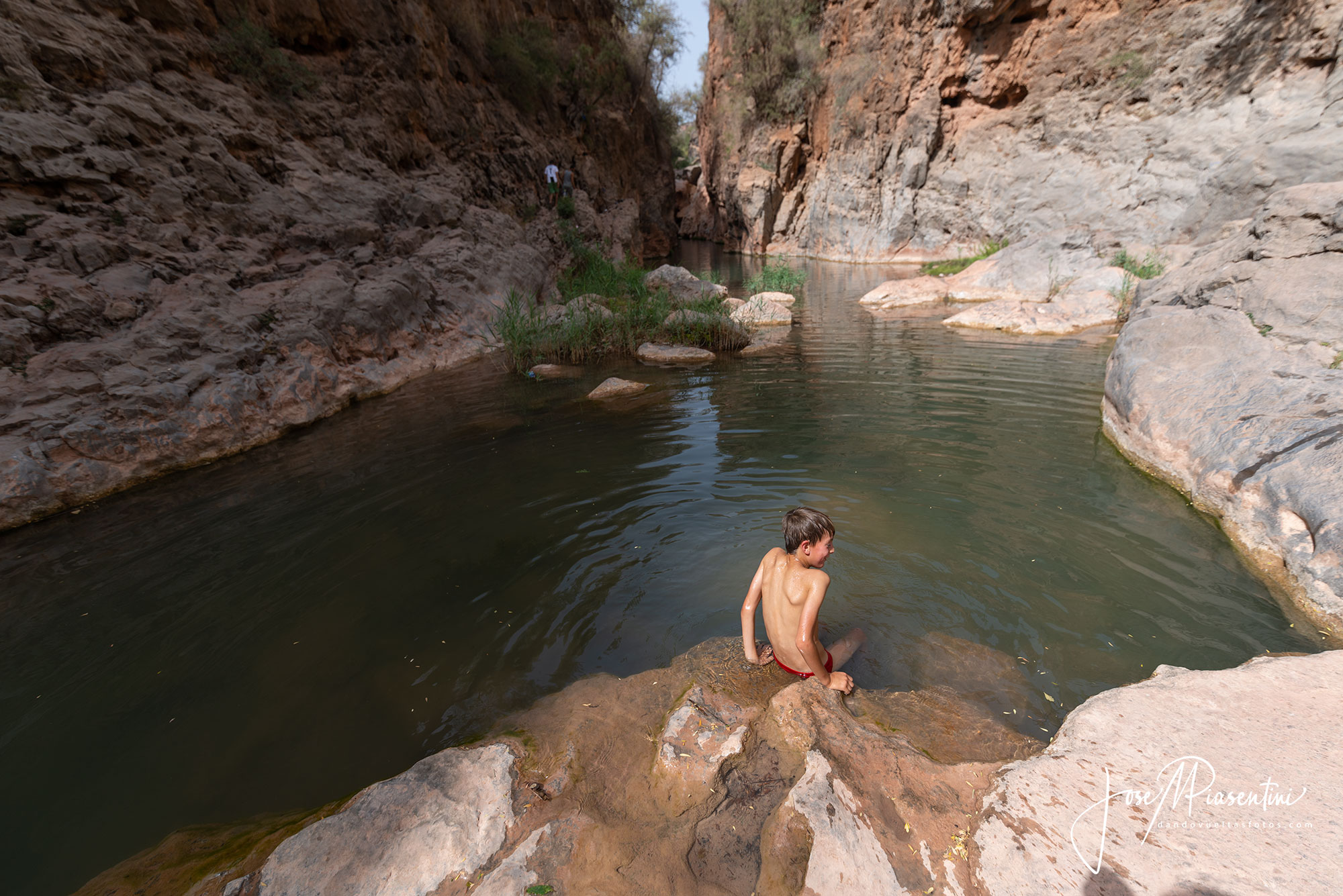 Marruecos-Valle-Paraiso
