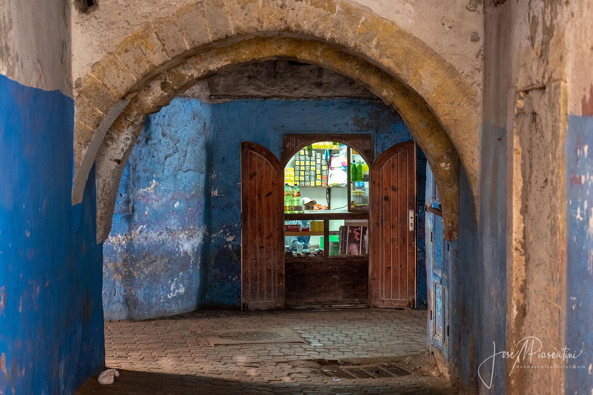 Callejuelas de Essaouira