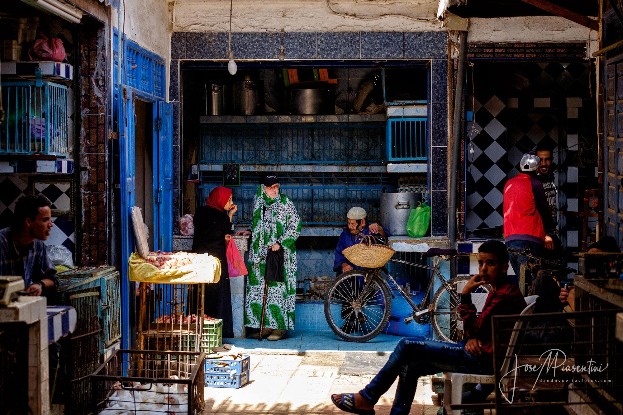 Medina Essaouira unesco