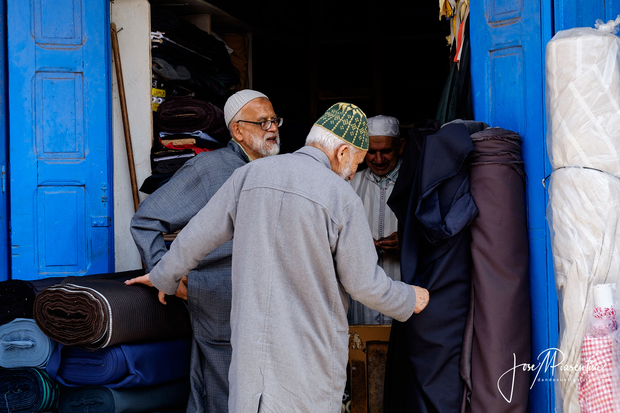 La gente de marruecos en imagenes