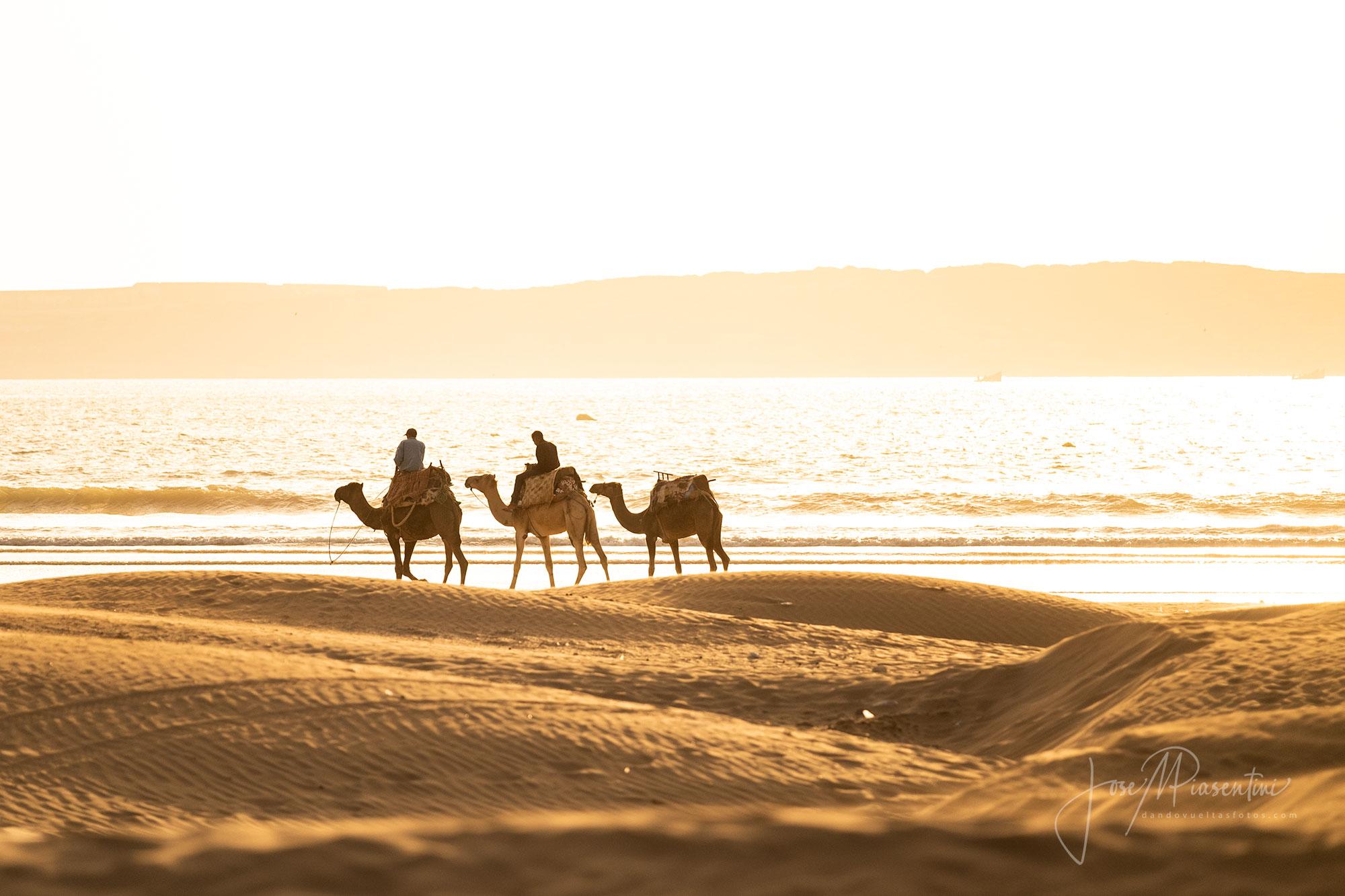 Atardecer en Essaouira Marruecos