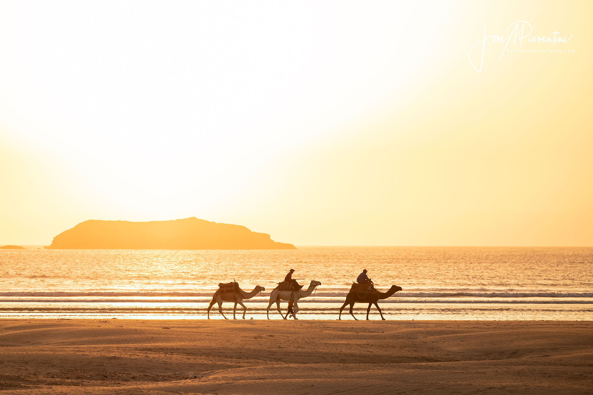 Essaouira sunset morocco
