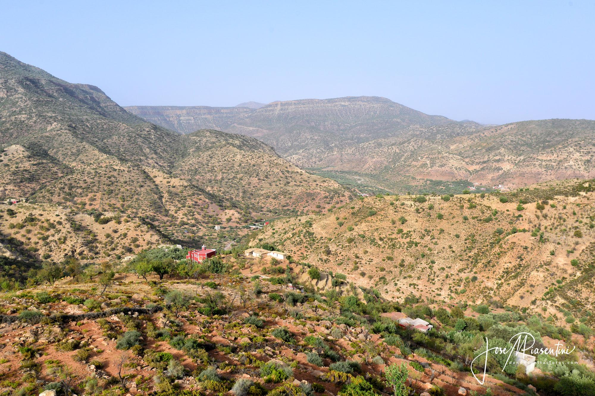 Valle Marruecos