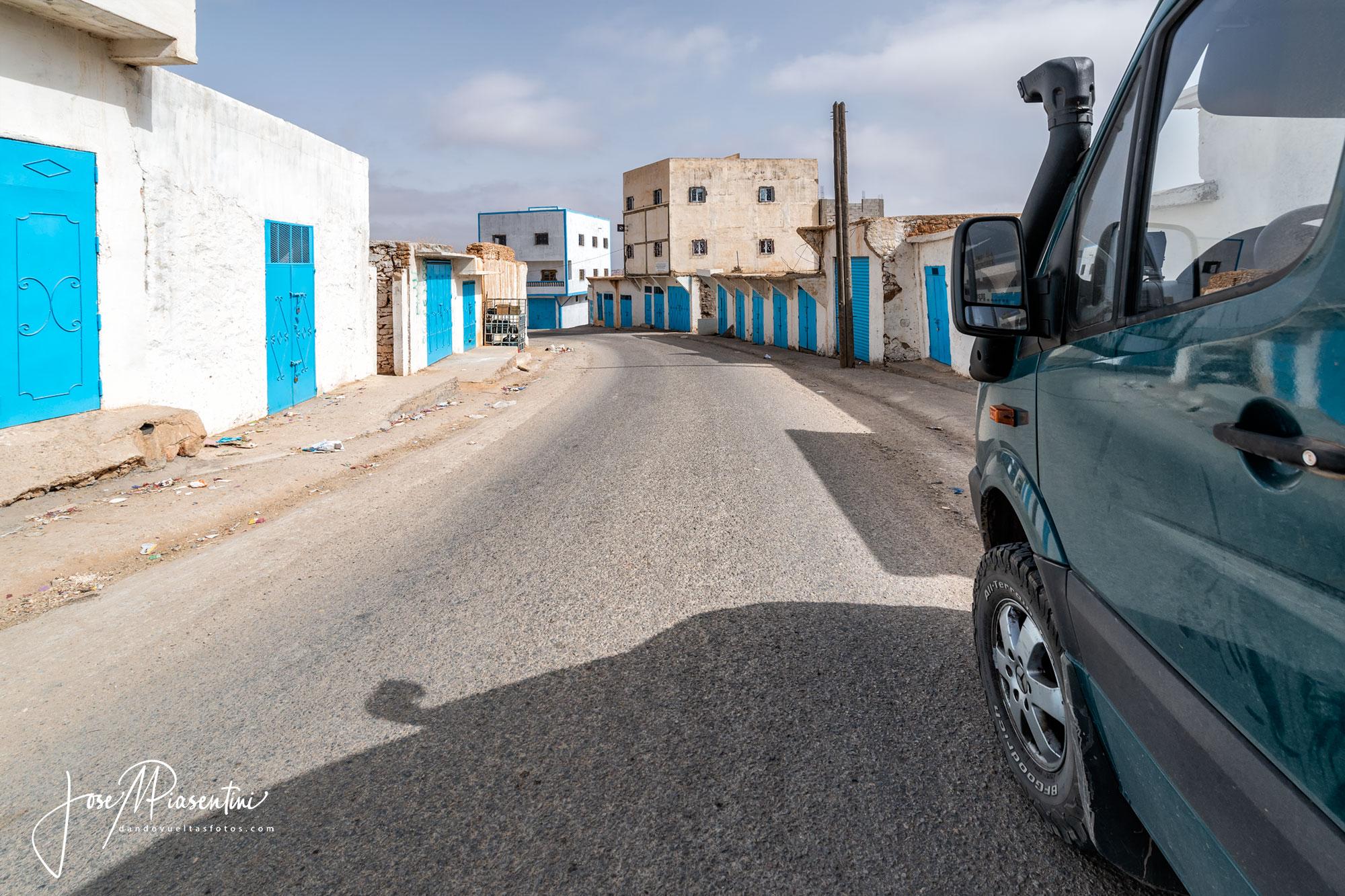 Sprinter 4x4 en Marruecos
