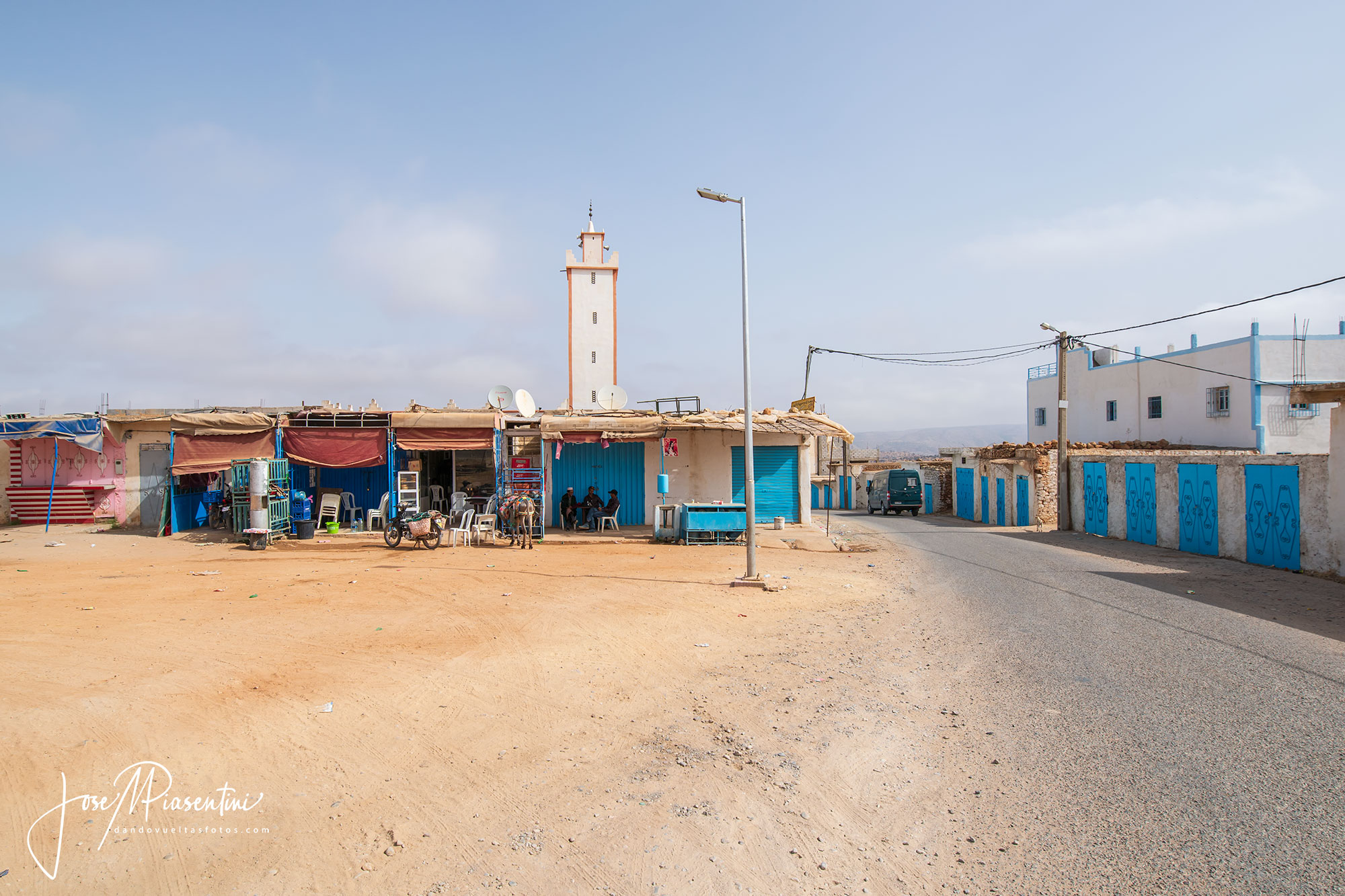 Camino a Essaouira Marruecos