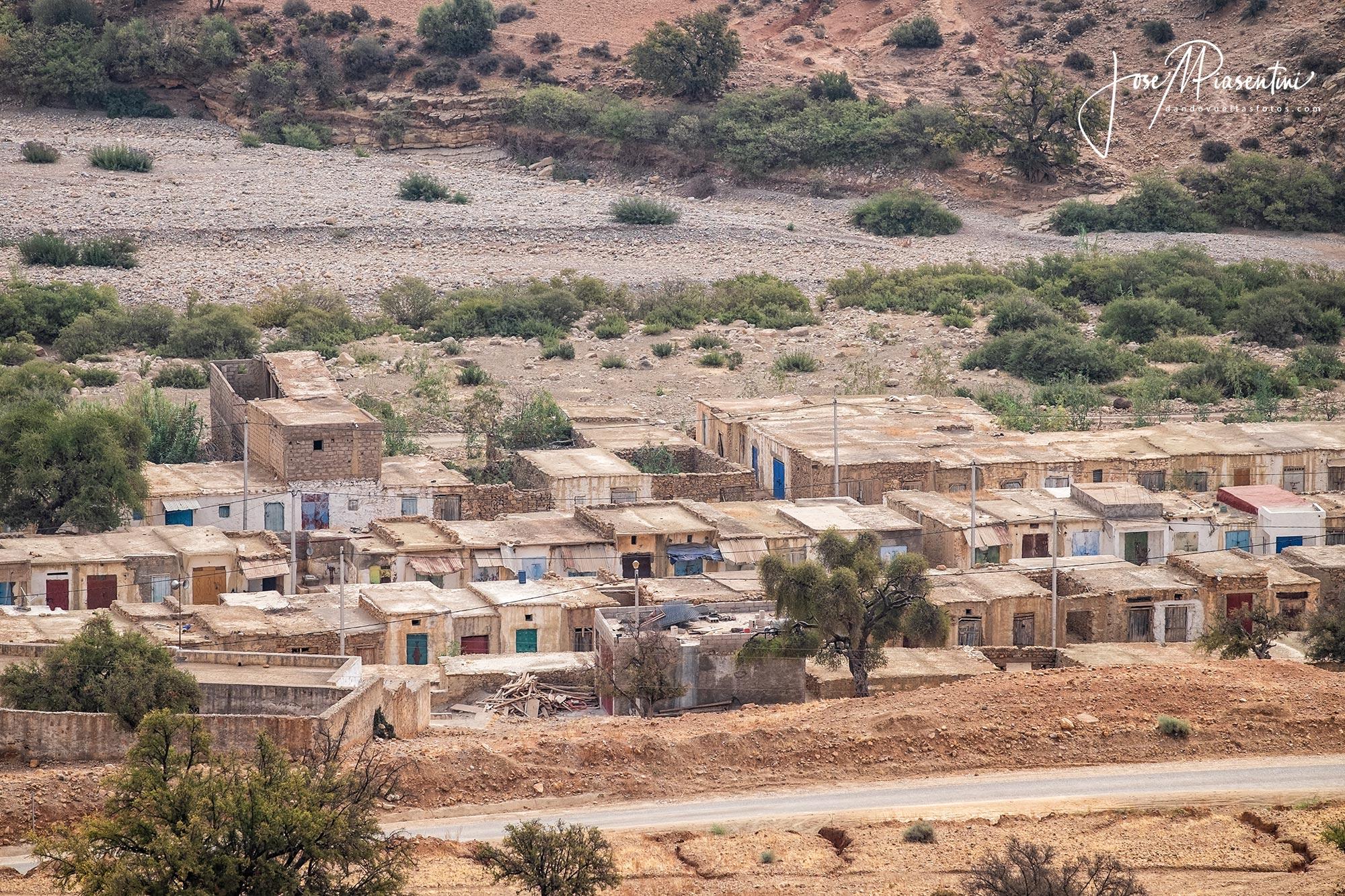 Inmouzer-Morocco