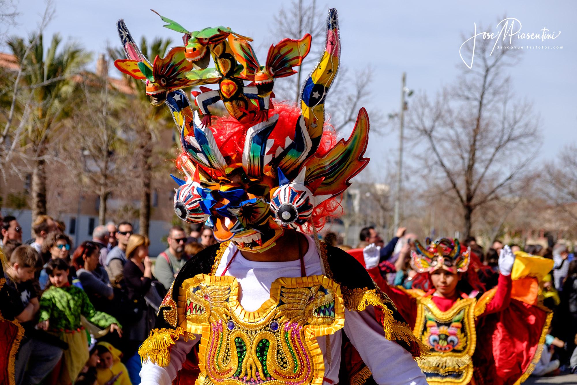 Bolivia presente en Els Monjos