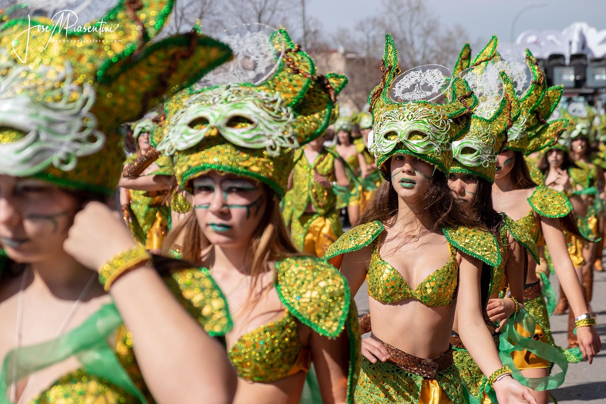 Desfile Els Monjos