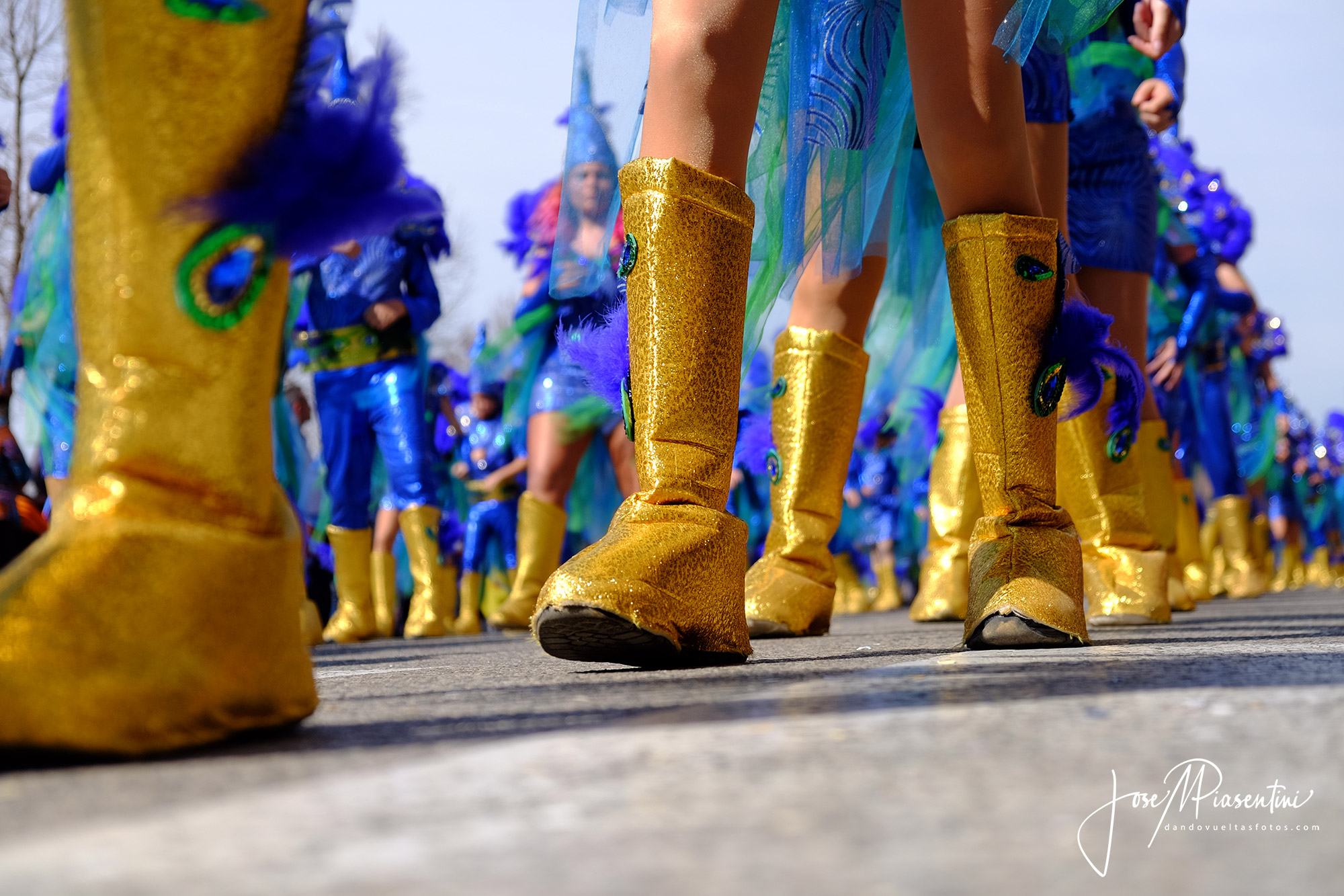 Els Monjos desfile carnaval