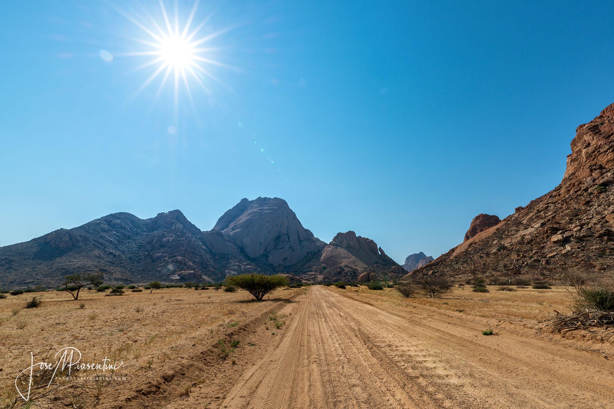 Visitar Damaraland Namibia