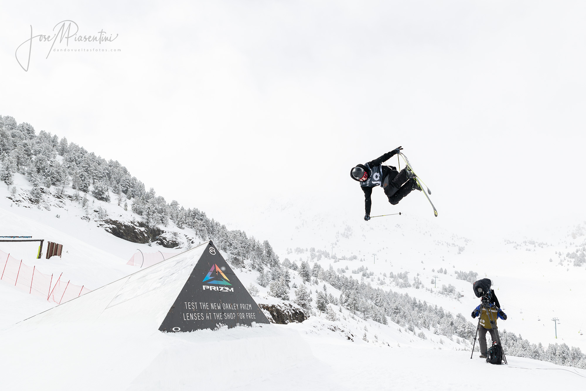 Grandvalira Total Fight Masters of Freestyle BILOUS