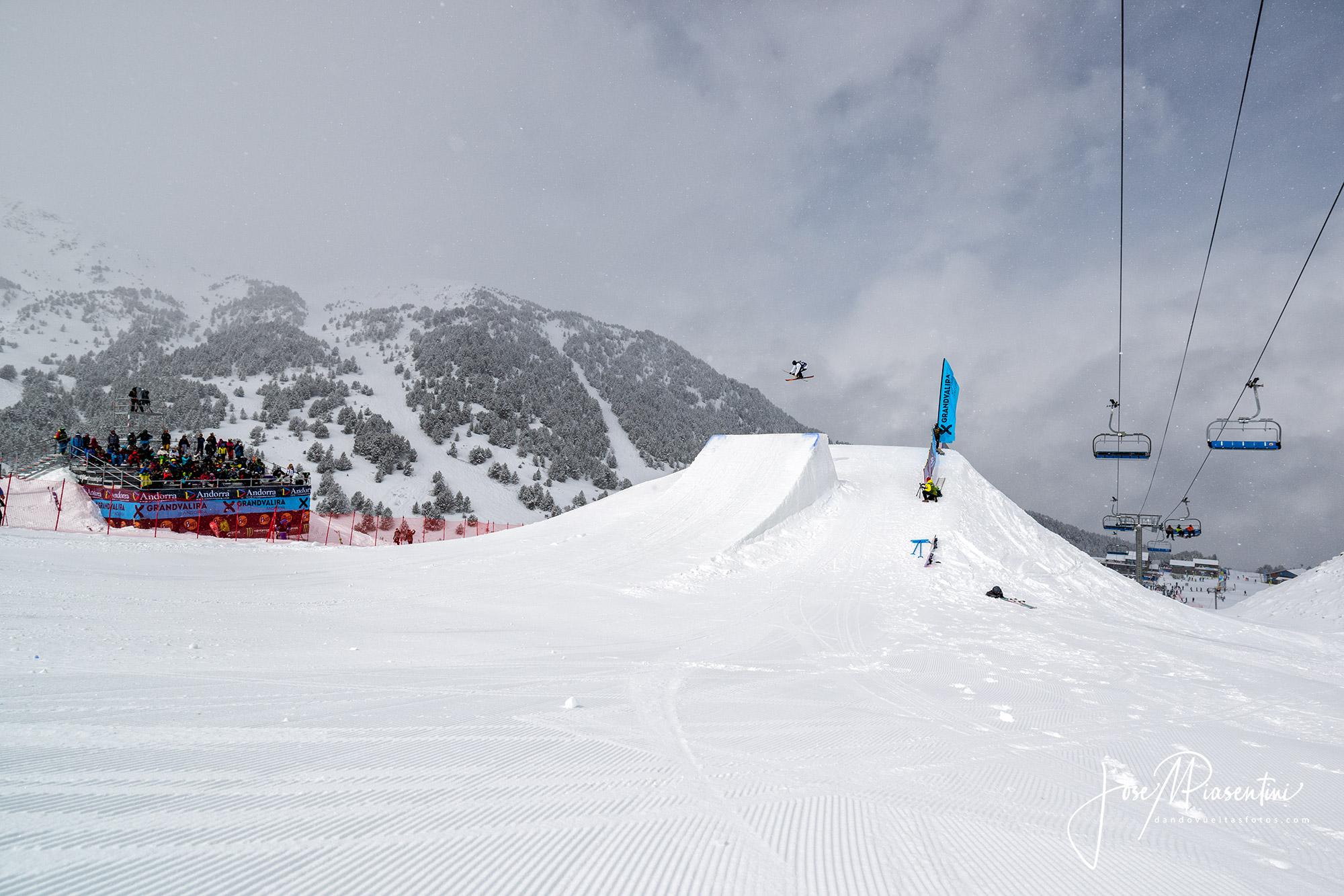 Snowpark El Tarter Grandvalira