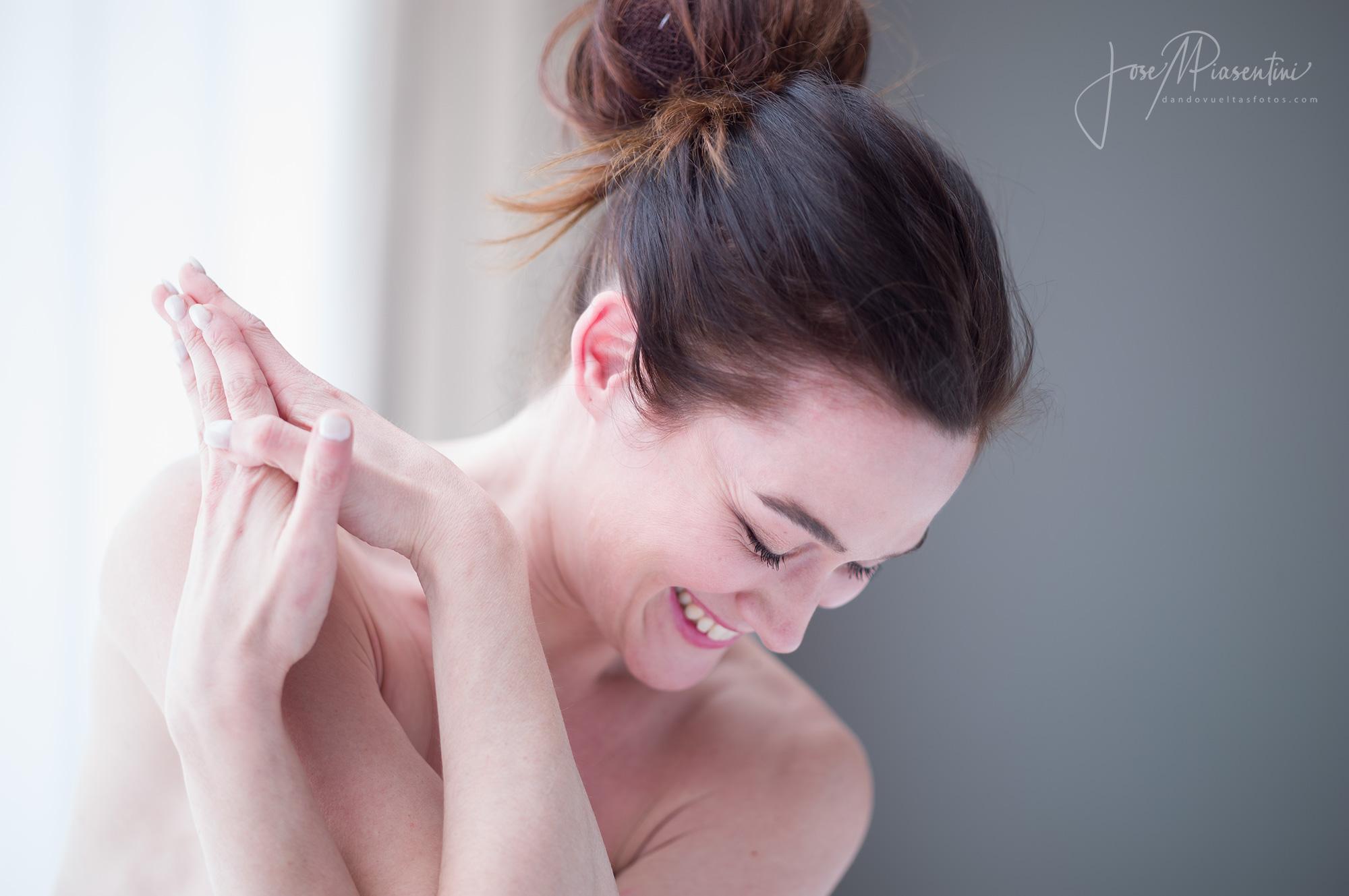 C.BOHO modelo especialista en desnudo artístico