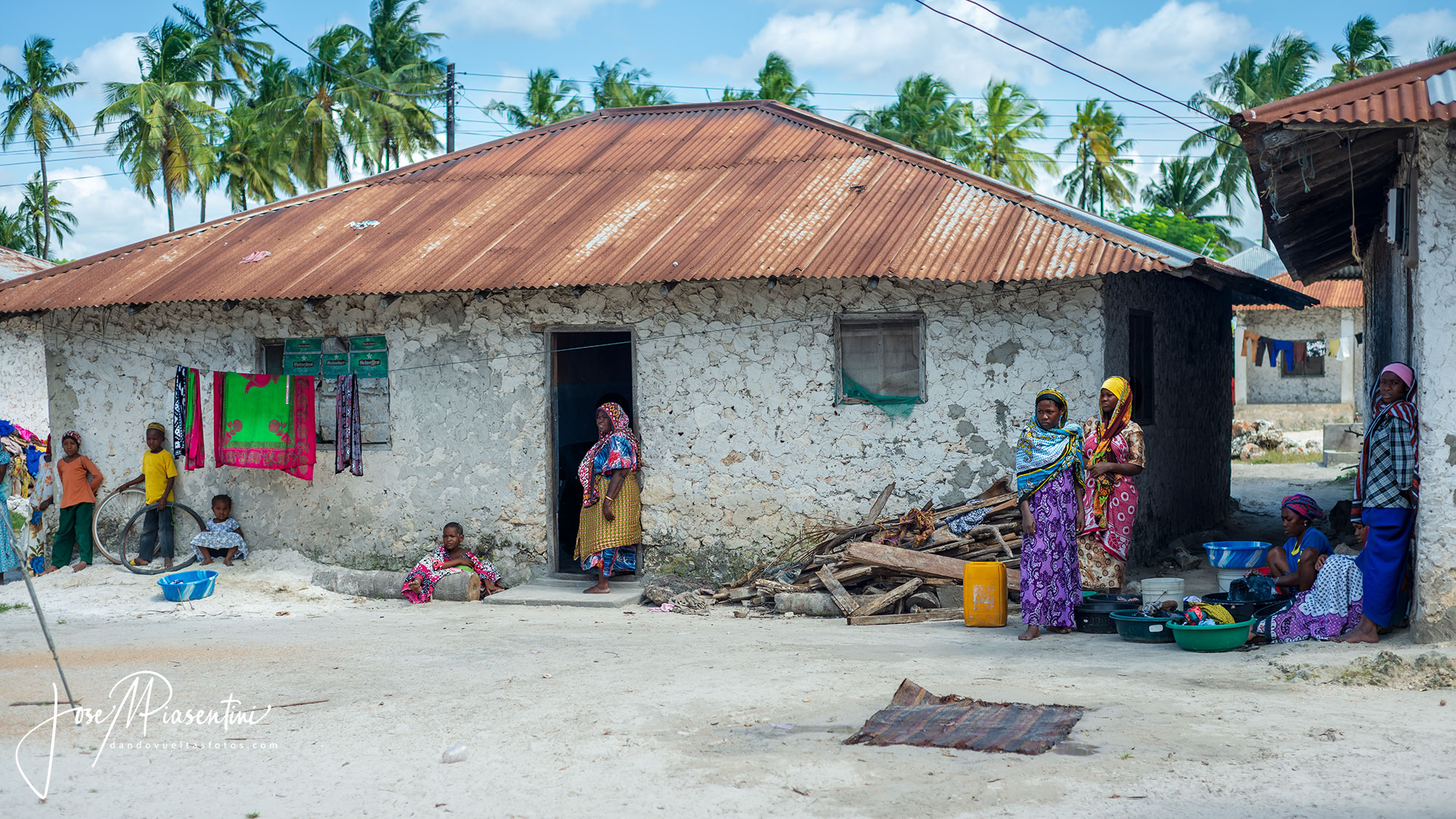 Matemwe village Zanzibar