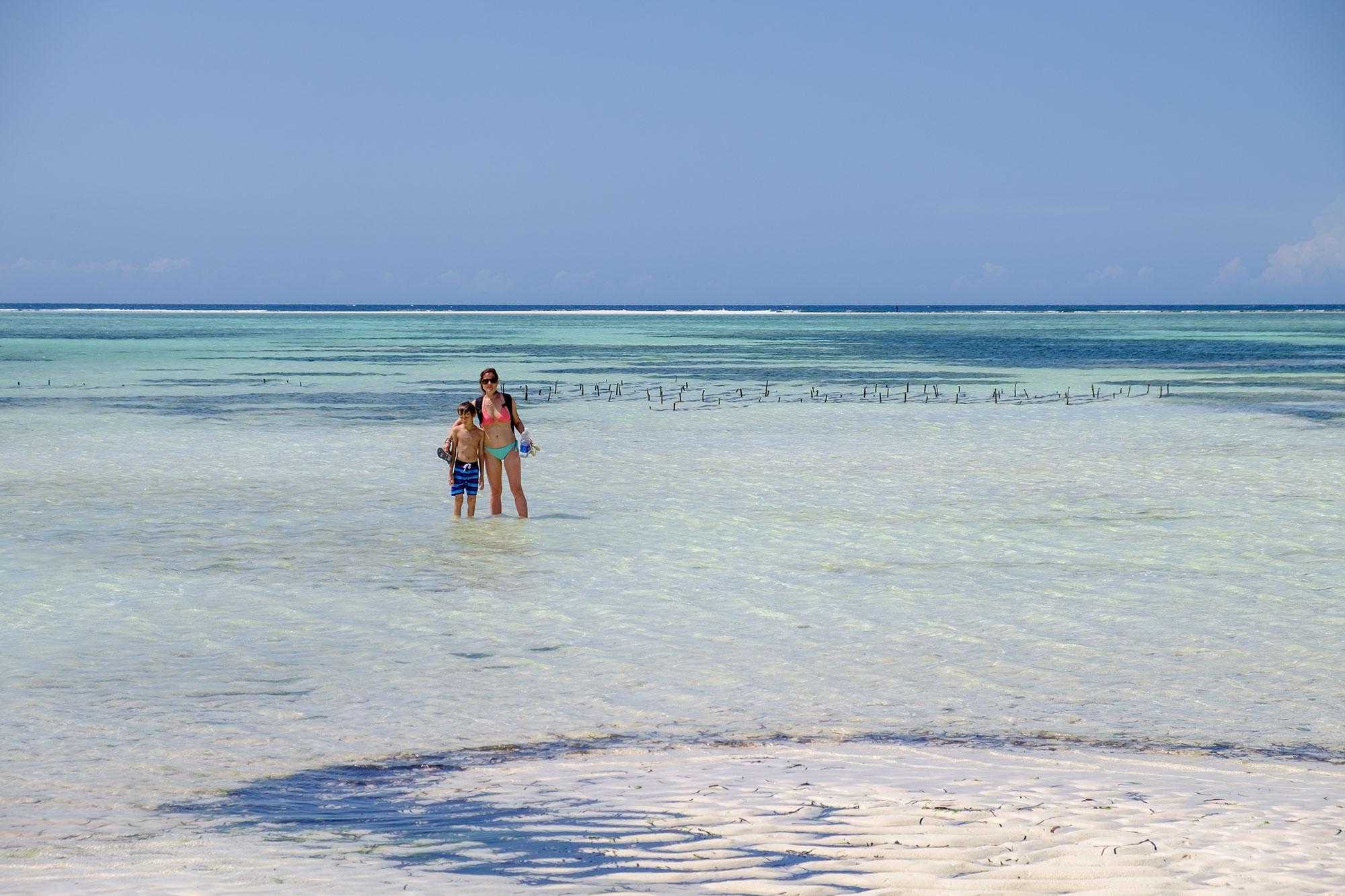 Matemwe Beach, El paraiso de Zanzibar