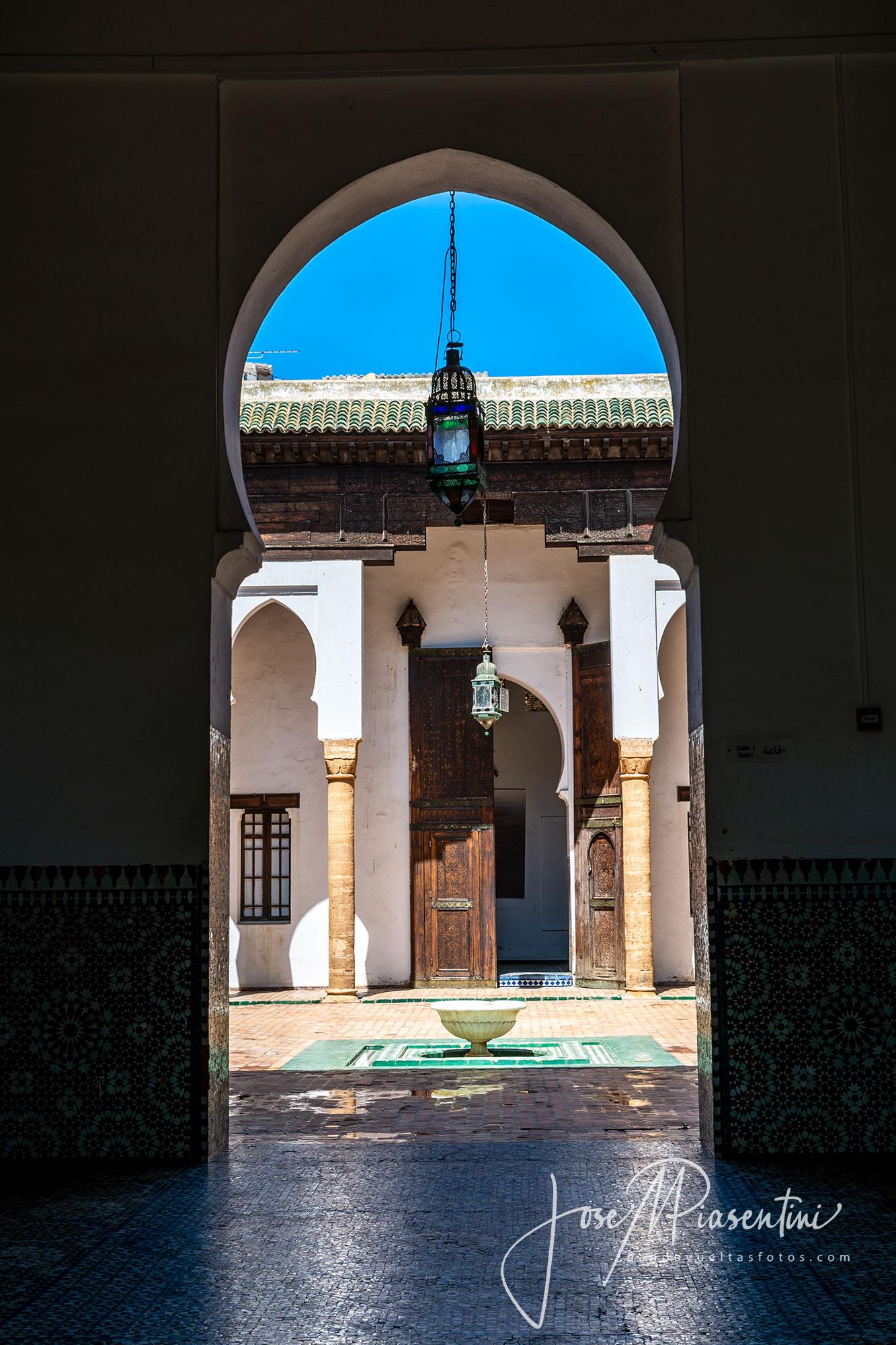 Rincones de Jardines Andaluces de Rabat