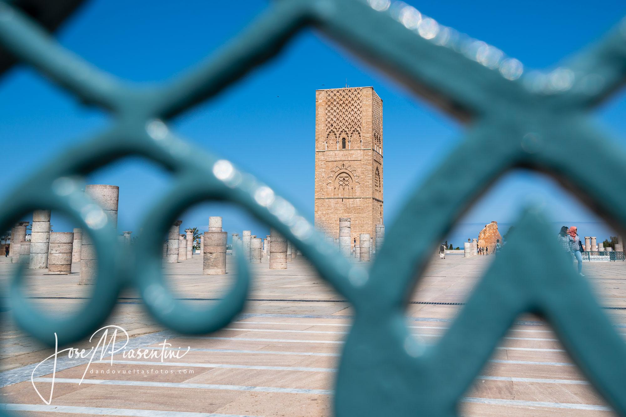 Rabat Torre Hasan