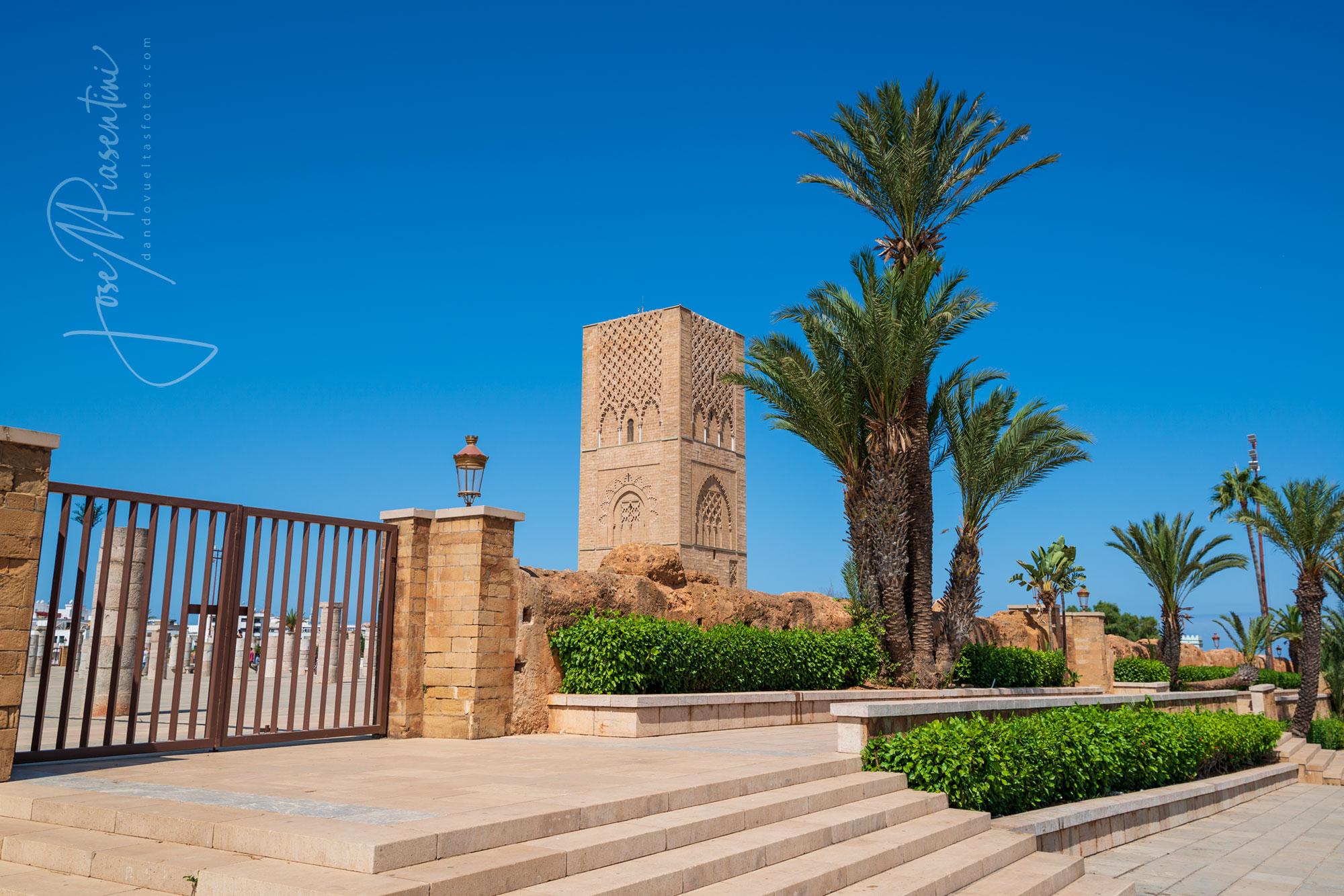 Torre Hassan Rabat Marroc